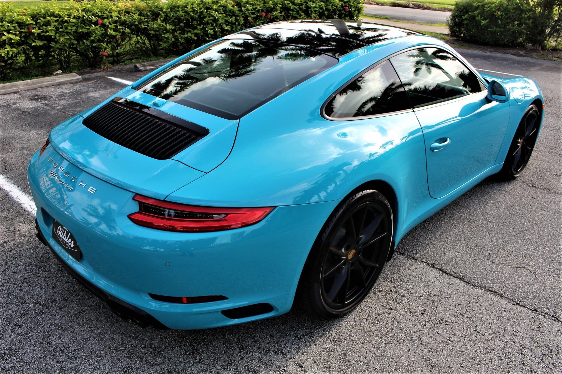 Used 2017 Porsche 911 Carrera for sale $83,850 at The Gables Sports Cars in Miami FL 33146 3