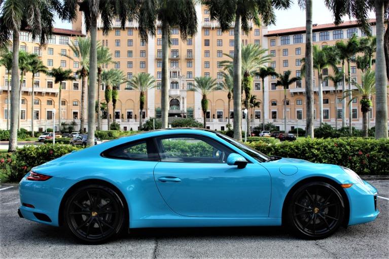 Used 2017 Porsche 911 Carrera for sale $83,850 at The Gables Sports Cars in Miami FL