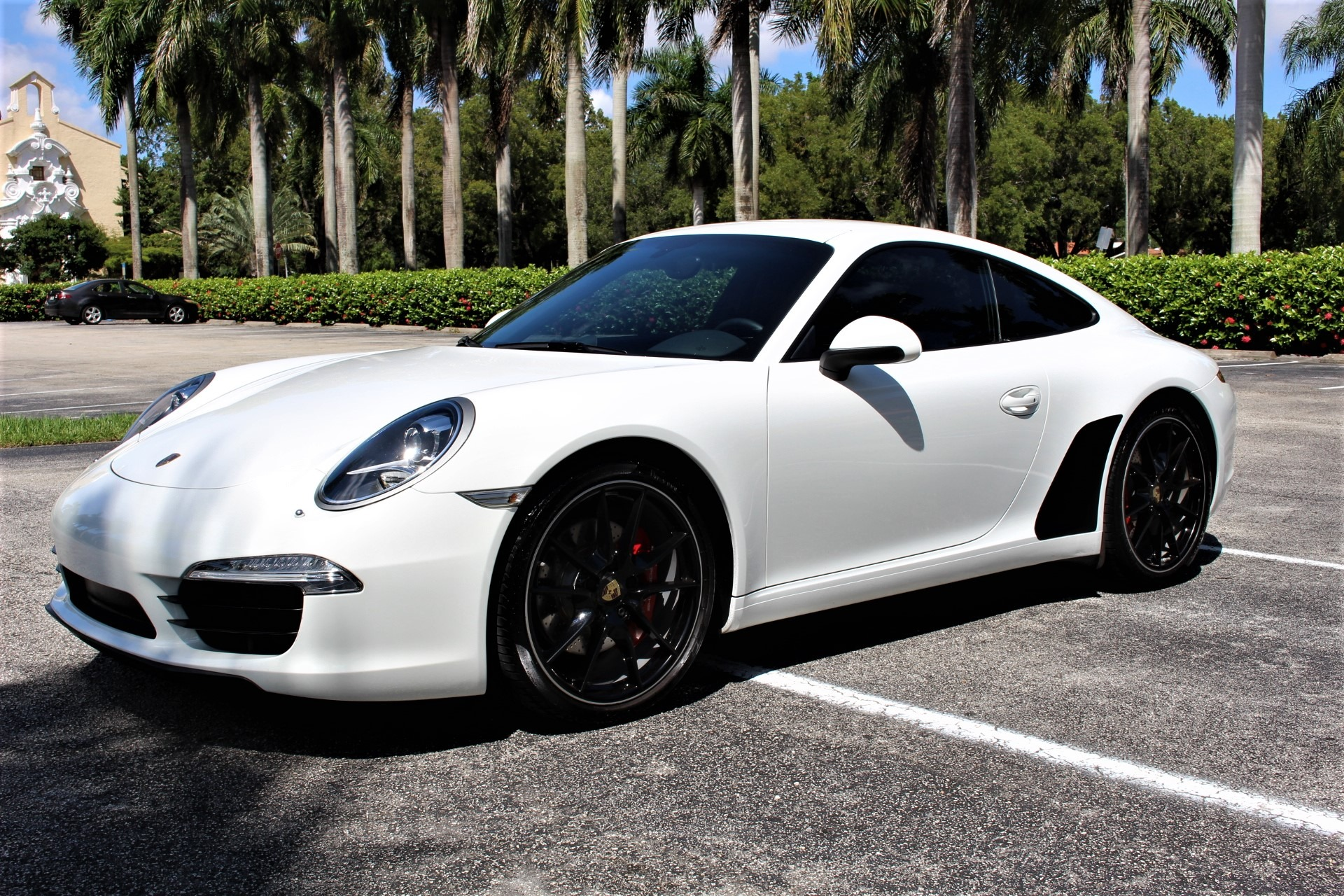 Used 2013 Porsche 911 Carrera S for sale $67,850 at The Gables Sports Cars in Miami FL 33146 4