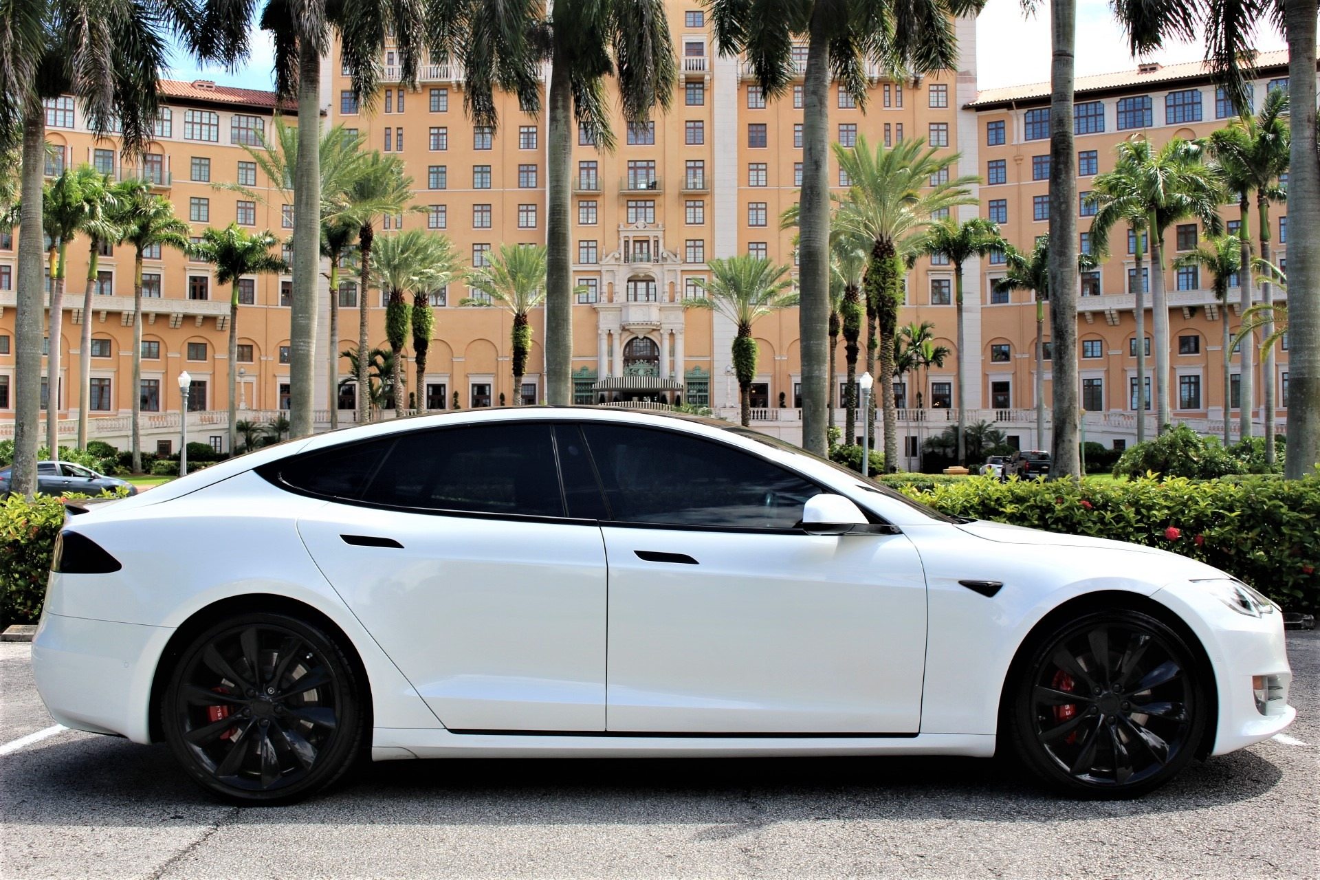 Used 2017 Tesla Model S 100D for sale $65,850 at The Gables Sports Cars in Miami FL 33146 2