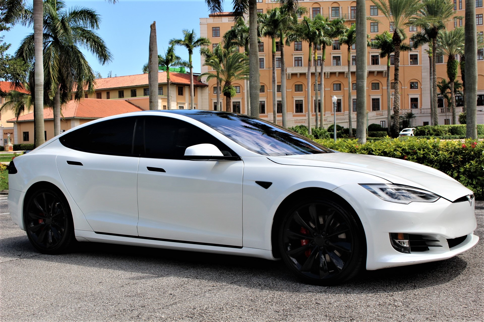Used 2017 Tesla Model S 100D for sale $65,850 at The Gables Sports Cars in Miami FL 33146 3