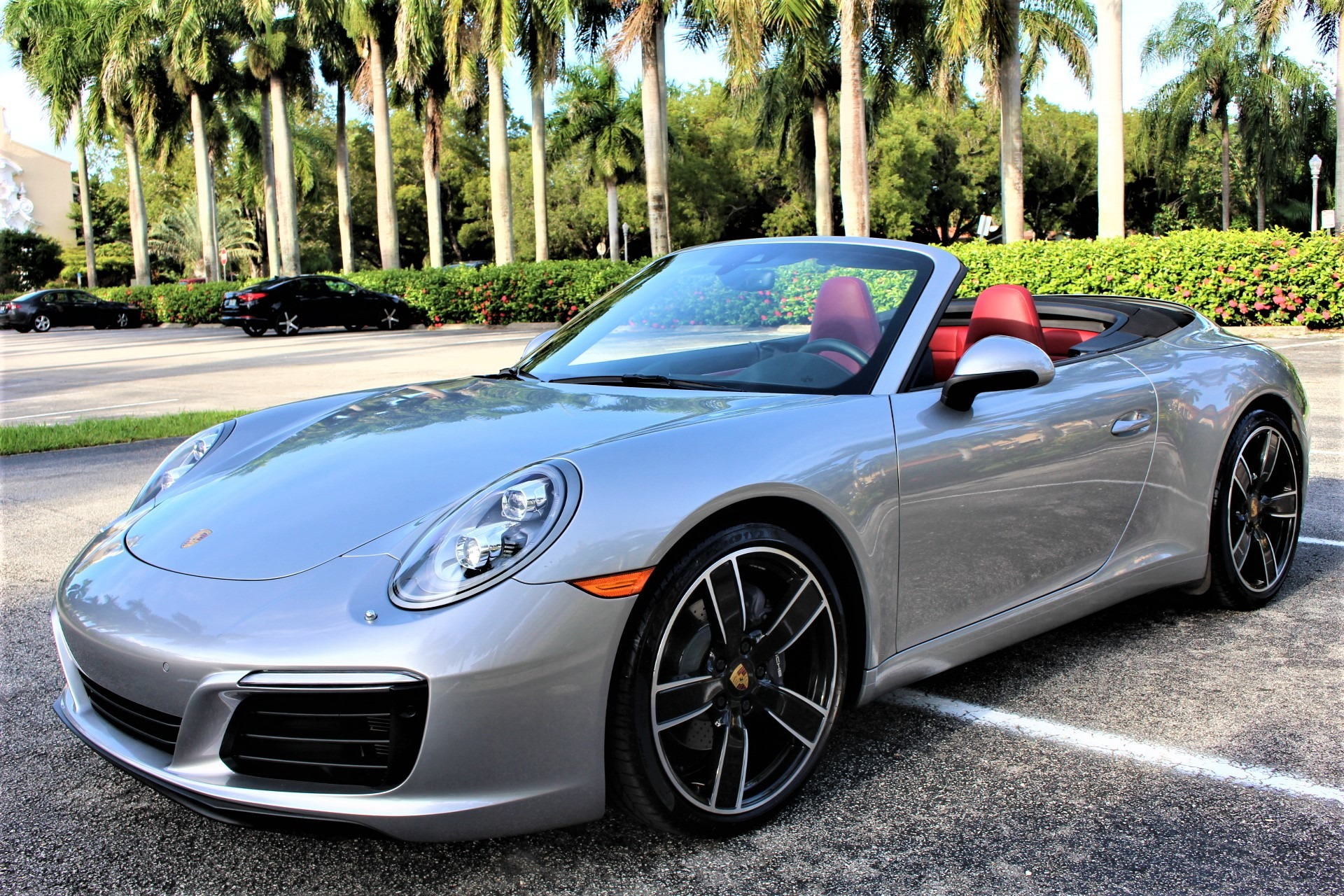 Used 2017 Porsche 911 Carrera for sale $86,850 at The Gables Sports Cars in Miami FL 33146 3