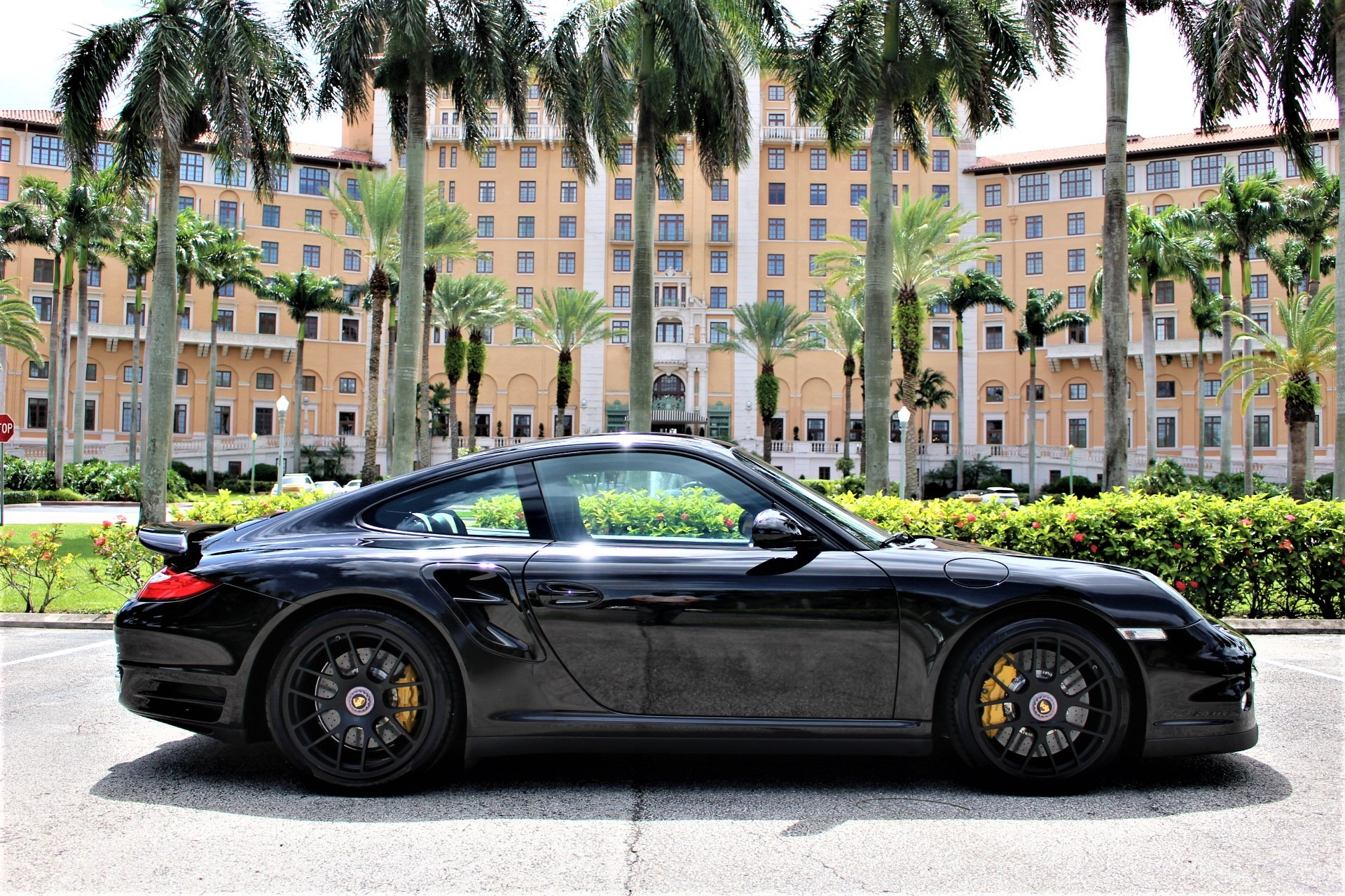 Used 2011 Porsche 911 Turbo S for sale Sold at The Gables Sports Cars in Miami FL 33146 2