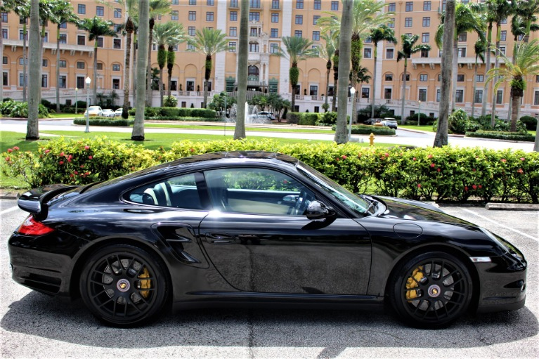 Used 2011 Porsche 911 Turbo S for sale $79,850 at The Gables Sports Cars in Miami FL
