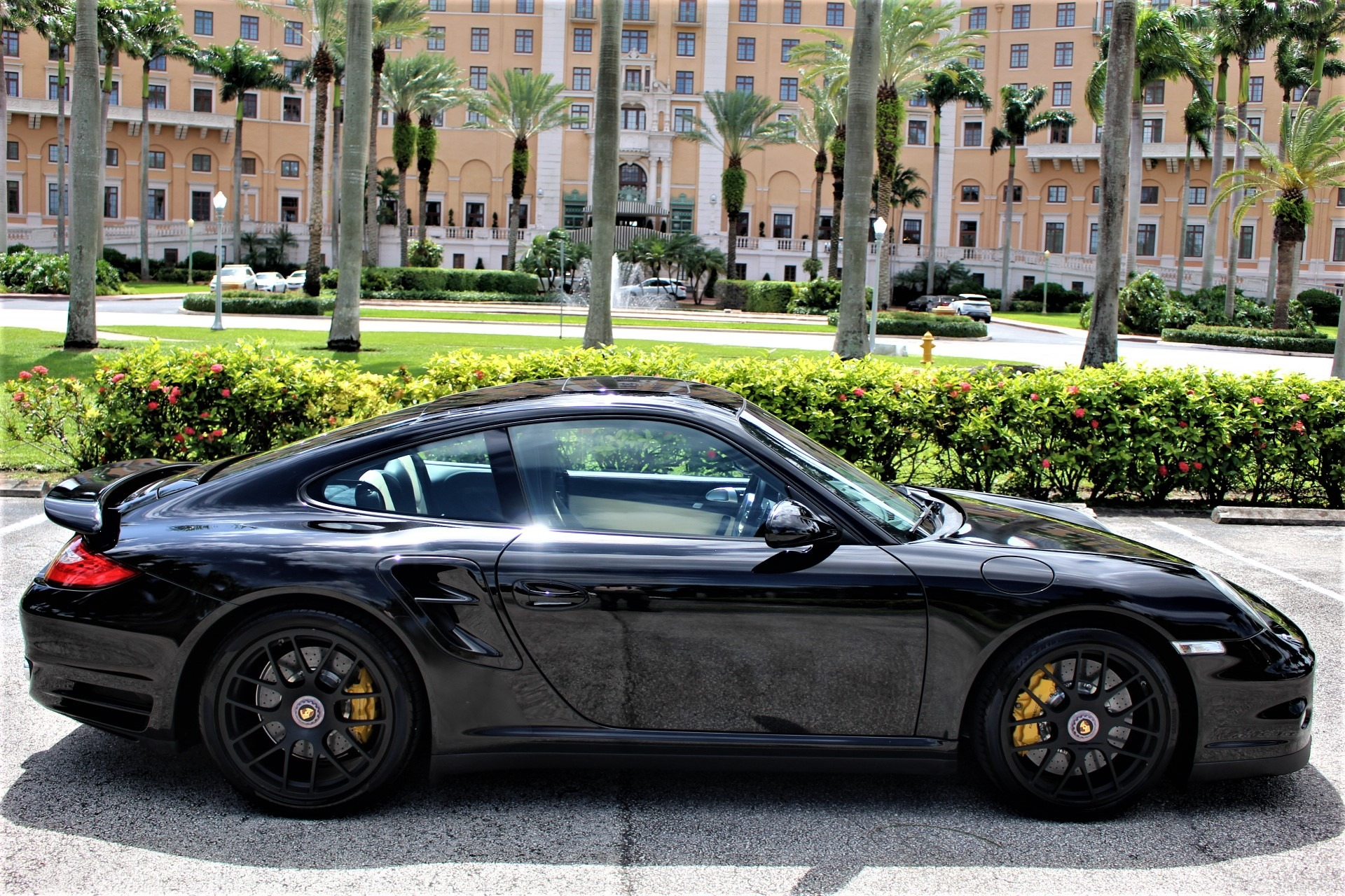 Used 2011 Porsche 911 Turbo S for sale Sold at The Gables Sports Cars in Miami FL 33146 1