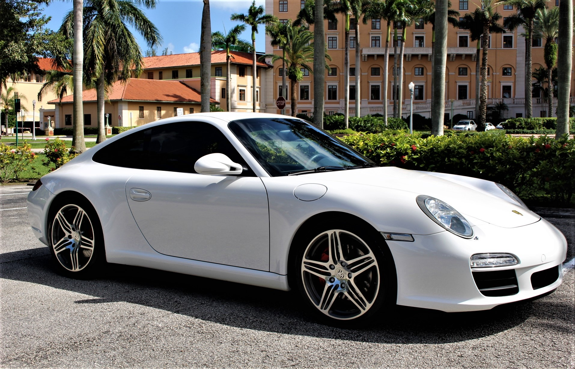 Used 2011 Porsche 911 Carrera S for sale Sold at The Gables Sports Cars in Miami FL 33146 2