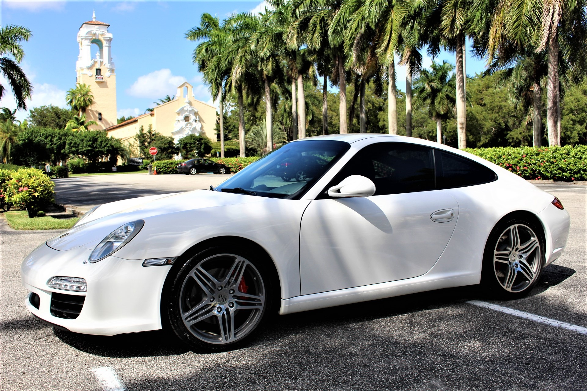Used 2011 Porsche 911 Carrera S for sale Sold at The Gables Sports Cars in Miami FL 33146 3
