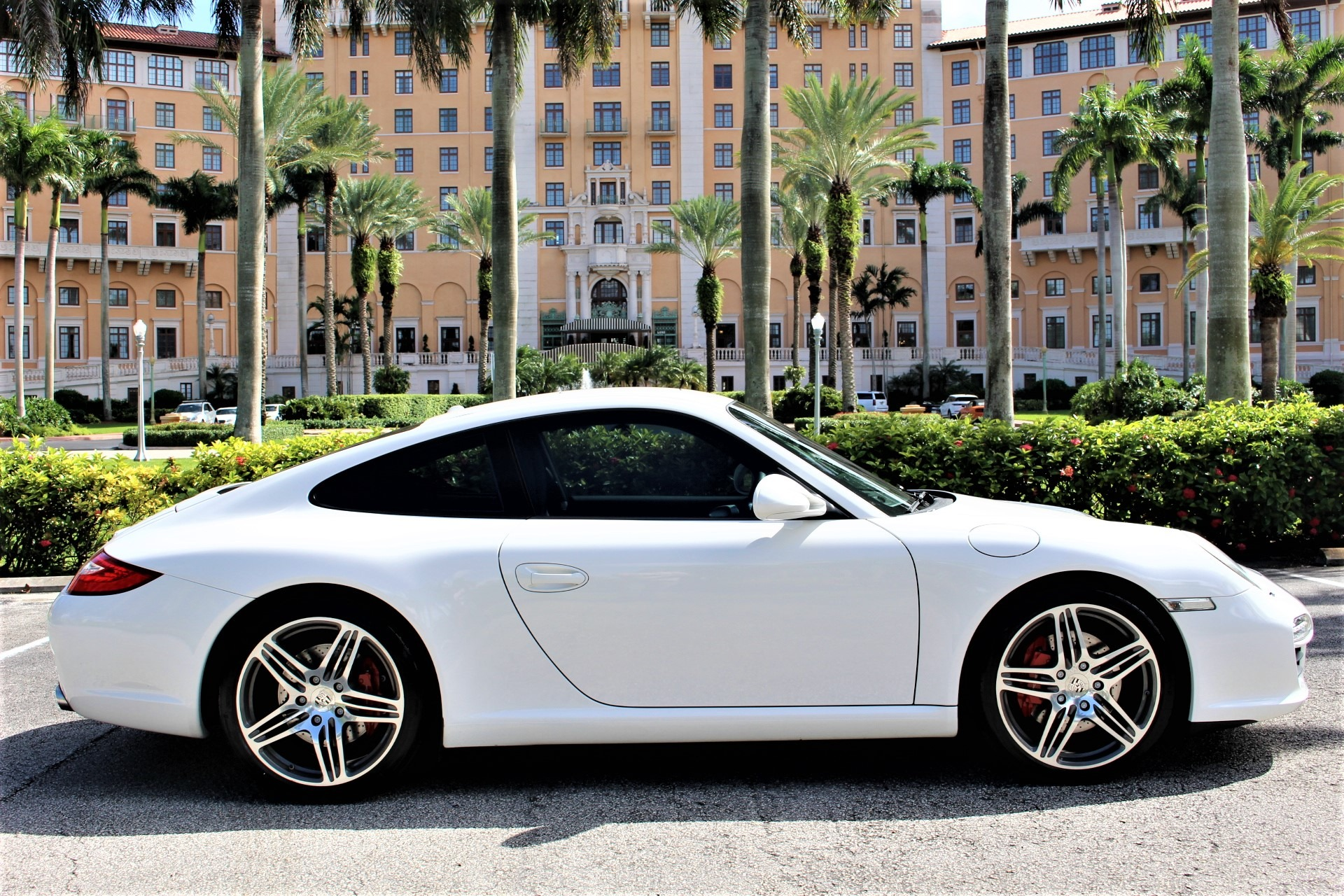 Used 2011 Porsche 911 Carrera S for sale Sold at The Gables Sports Cars in Miami FL 33146 1