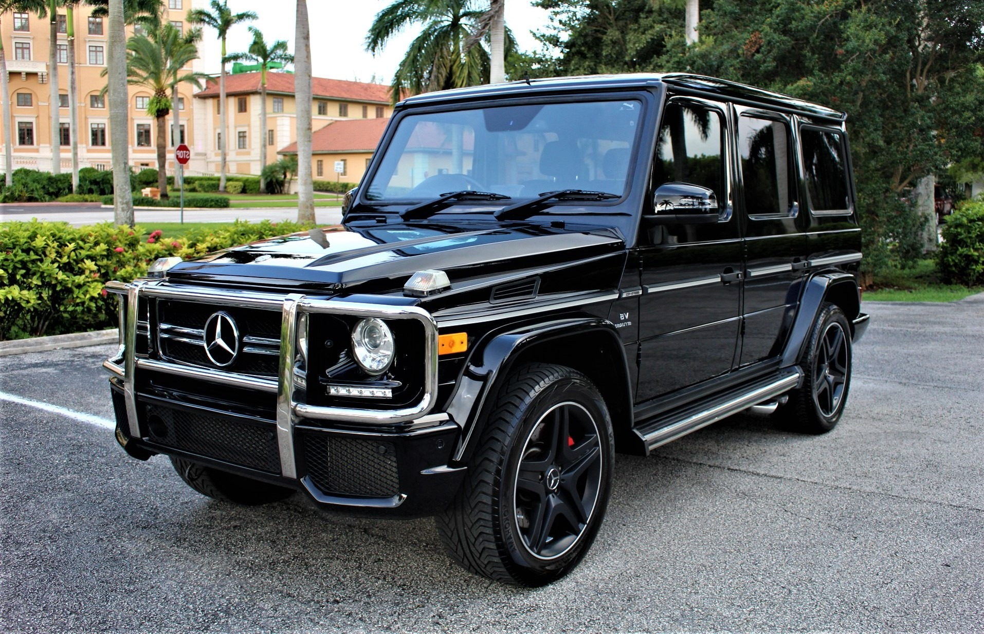 Used 2013 Mercedes-Benz G-Class G 63 AMG for sale $69,850 at The Gables Sports Cars in Miami FL 33146 3