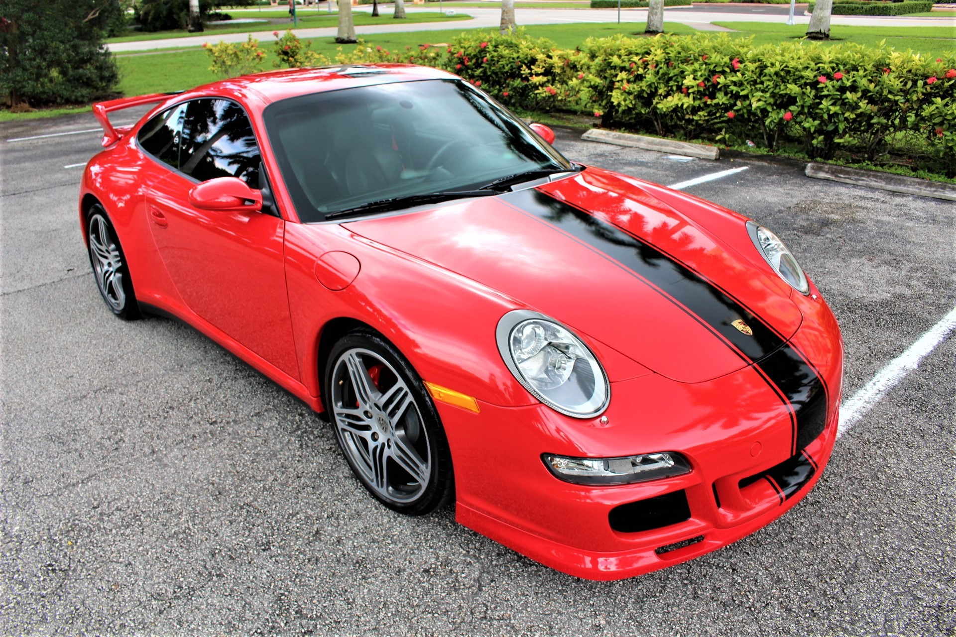 Used 2007 Porsche 911 Carrera 4S for sale $57,850 at The Gables Sports Cars in Miami FL 33146 2