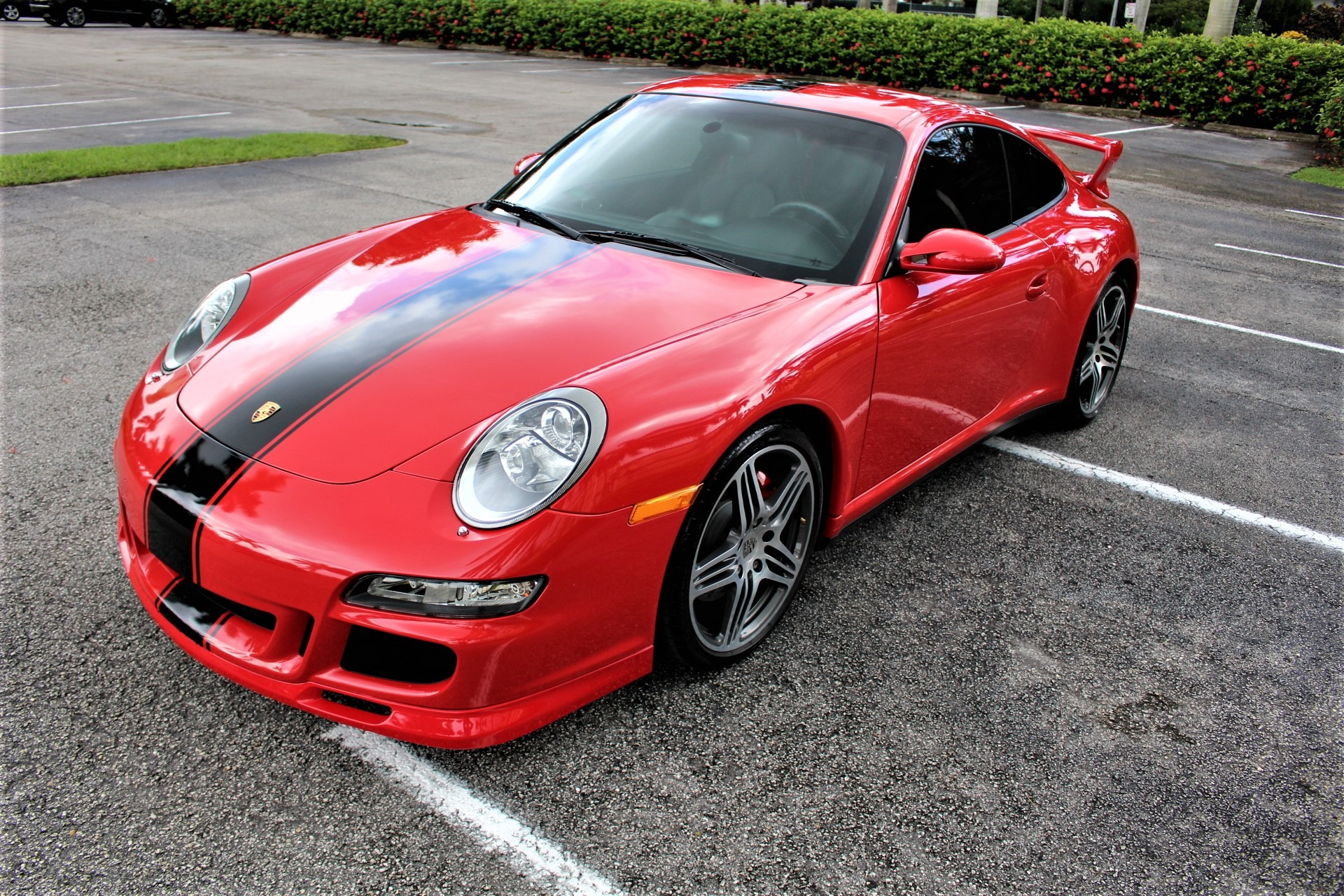Used 2007 Porsche 911 Carrera 4S for sale $57,850 at The Gables Sports Cars in Miami FL 33146 3