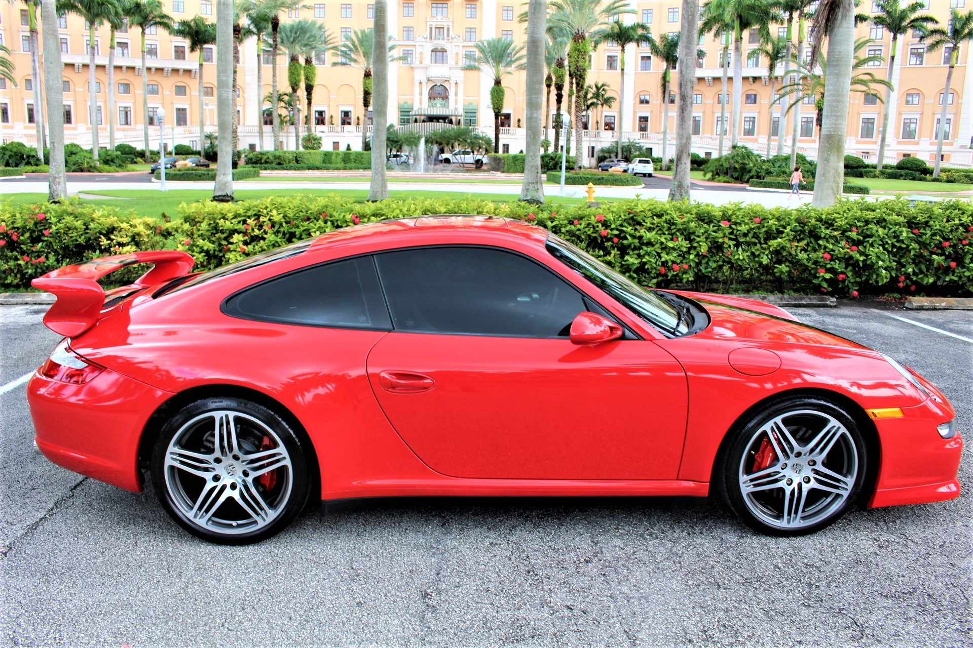 Used 2007 Porsche 911 Carrera 4S for sale Sold at The Gables Sports Cars in Miami FL 33146 4
