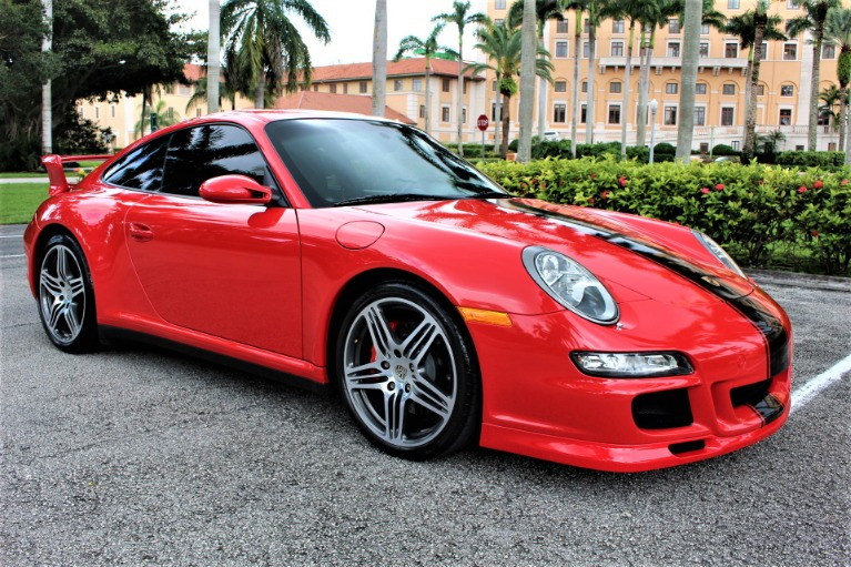 Used 2007 Porsche 911 Carrera 4S for sale $57,850 at The Gables Sports Cars in Miami FL