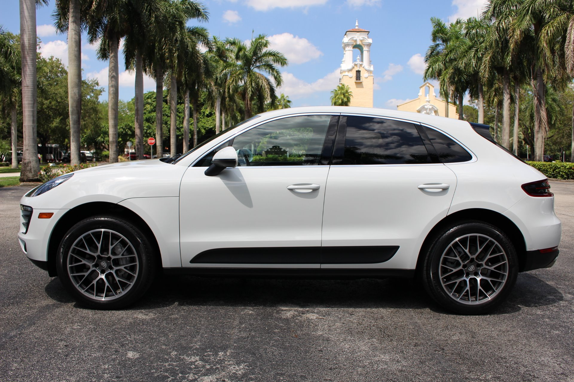 Used 2016 Porsche Macan S for sale Sold at The Gables Sports Cars in Miami FL 33146 2