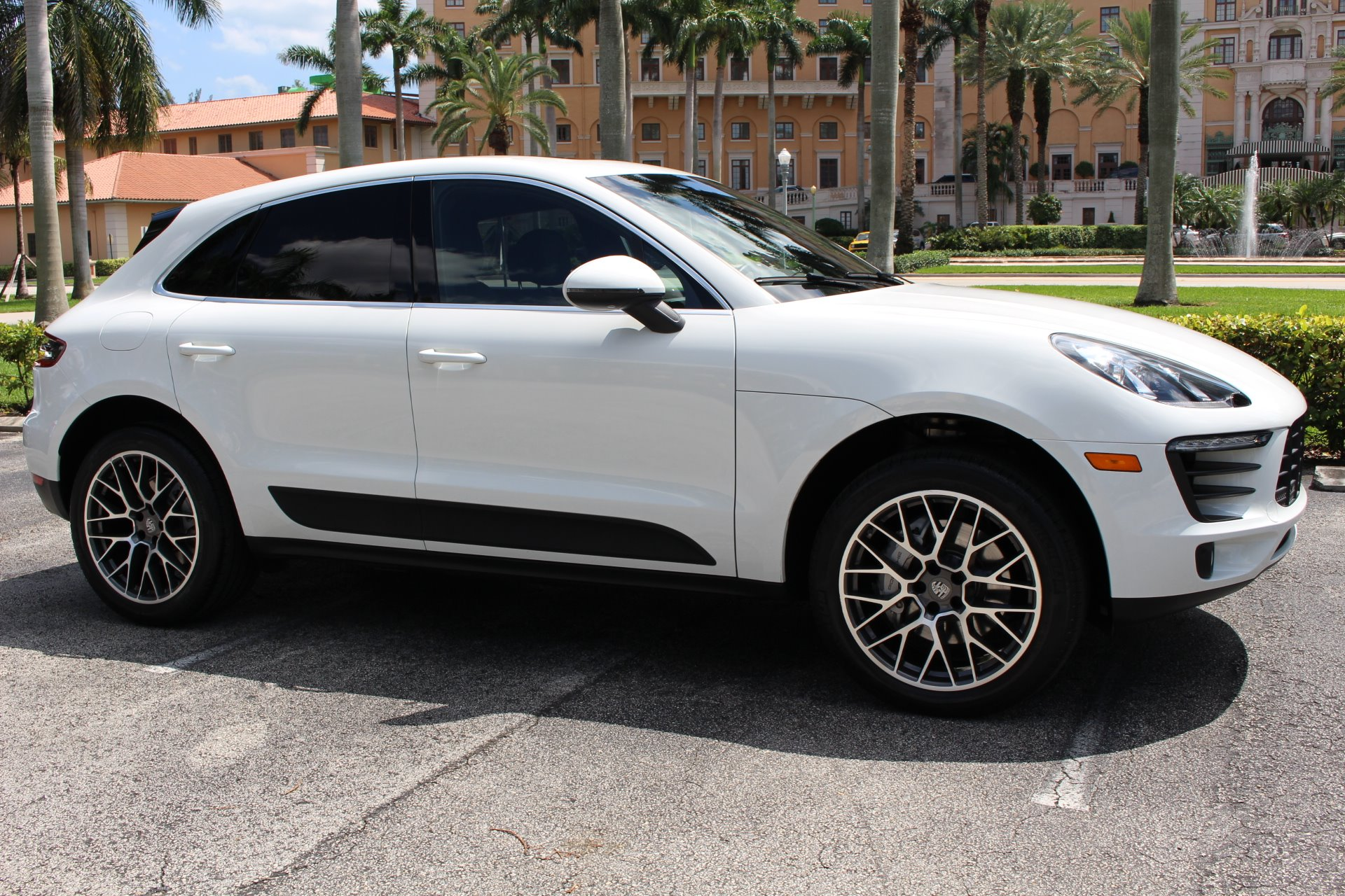 Used 2016 Porsche Macan S for sale Sold at The Gables Sports Cars in Miami FL 33146 3