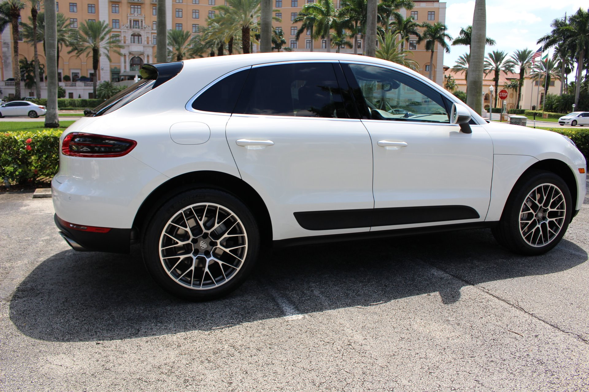 Used 2016 Porsche Macan S for sale Sold at The Gables Sports Cars in Miami FL 33146 4