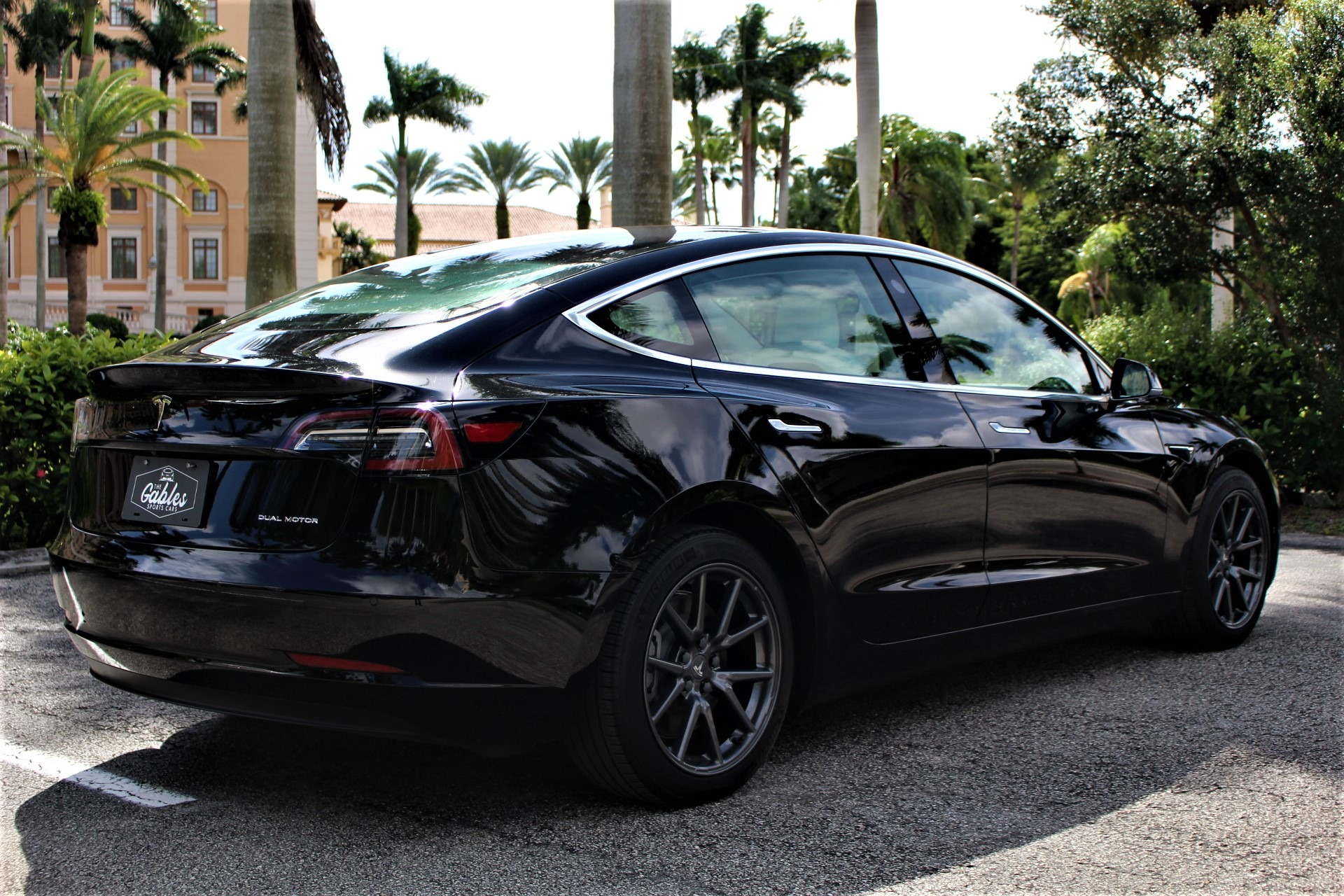 Used 2019 Tesla Model 3 Performance for sale $52,850 at The Gables Sports Cars in Miami FL 33146 4