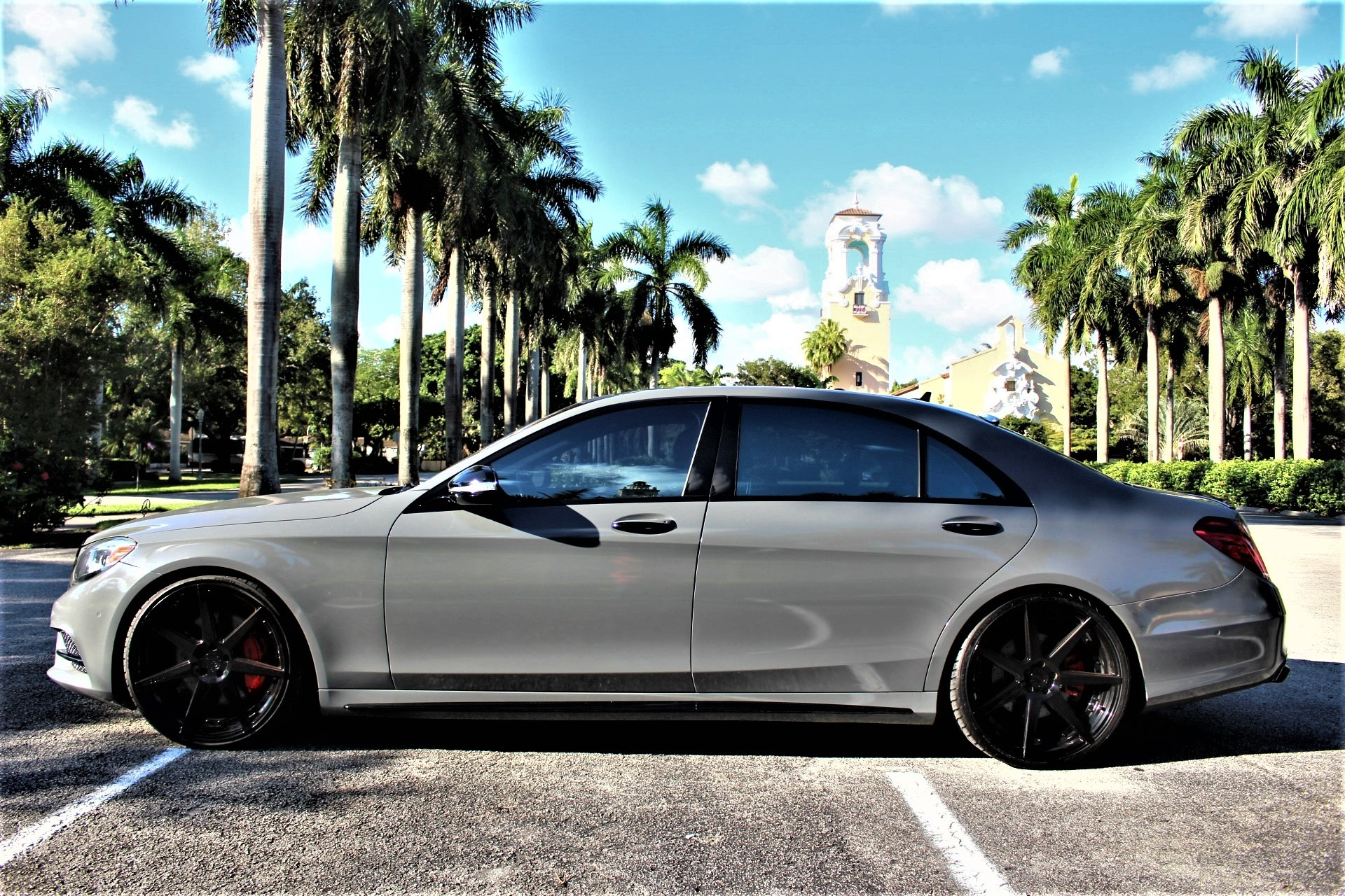 Used 2014 Mercedes-Benz S-Class S 550 for sale Sold at The Gables Sports Cars in Miami FL 33146 2