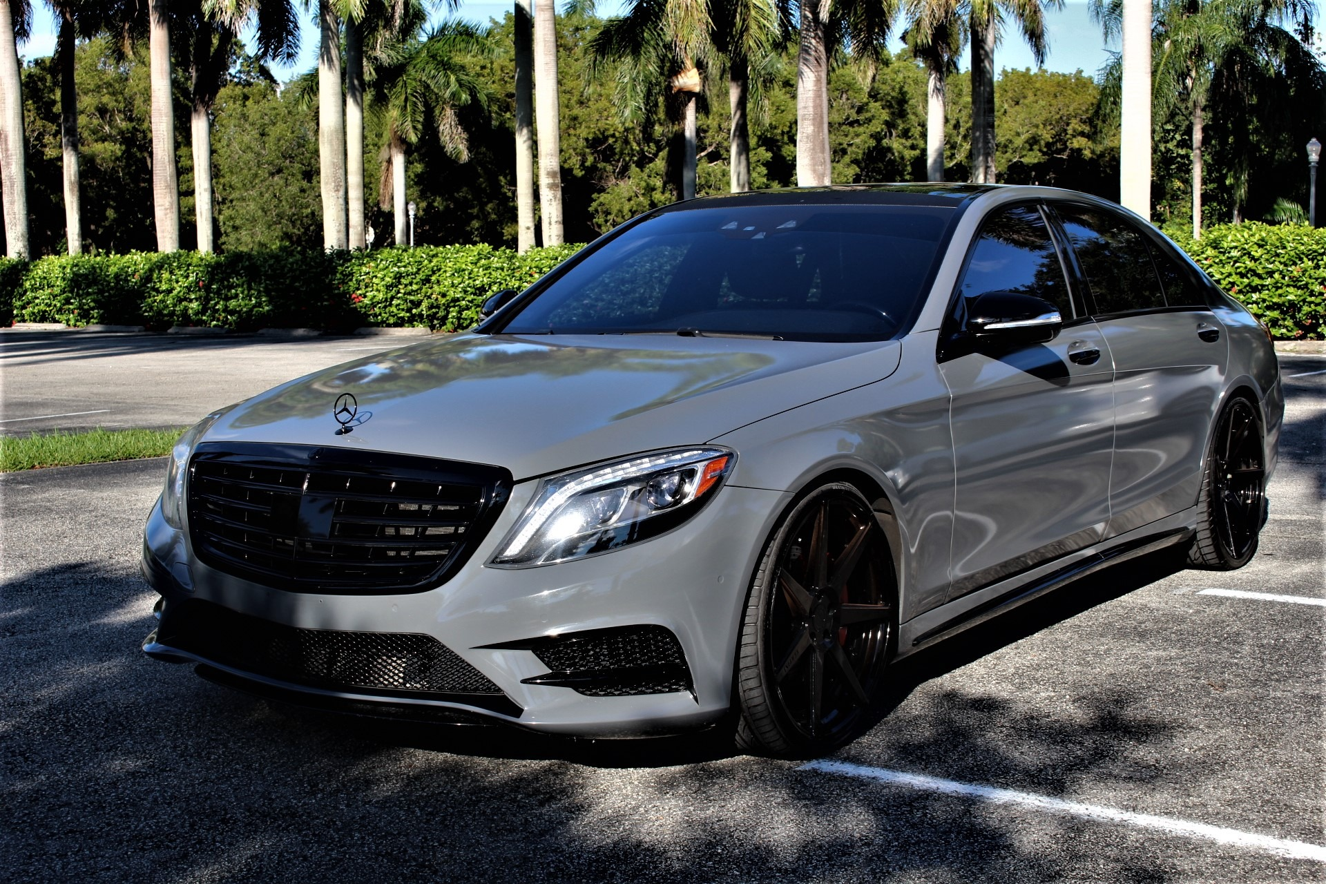 Used 2014 Mercedes-Benz S-Class S 550 for sale Sold at The Gables Sports Cars in Miami FL 33146 3