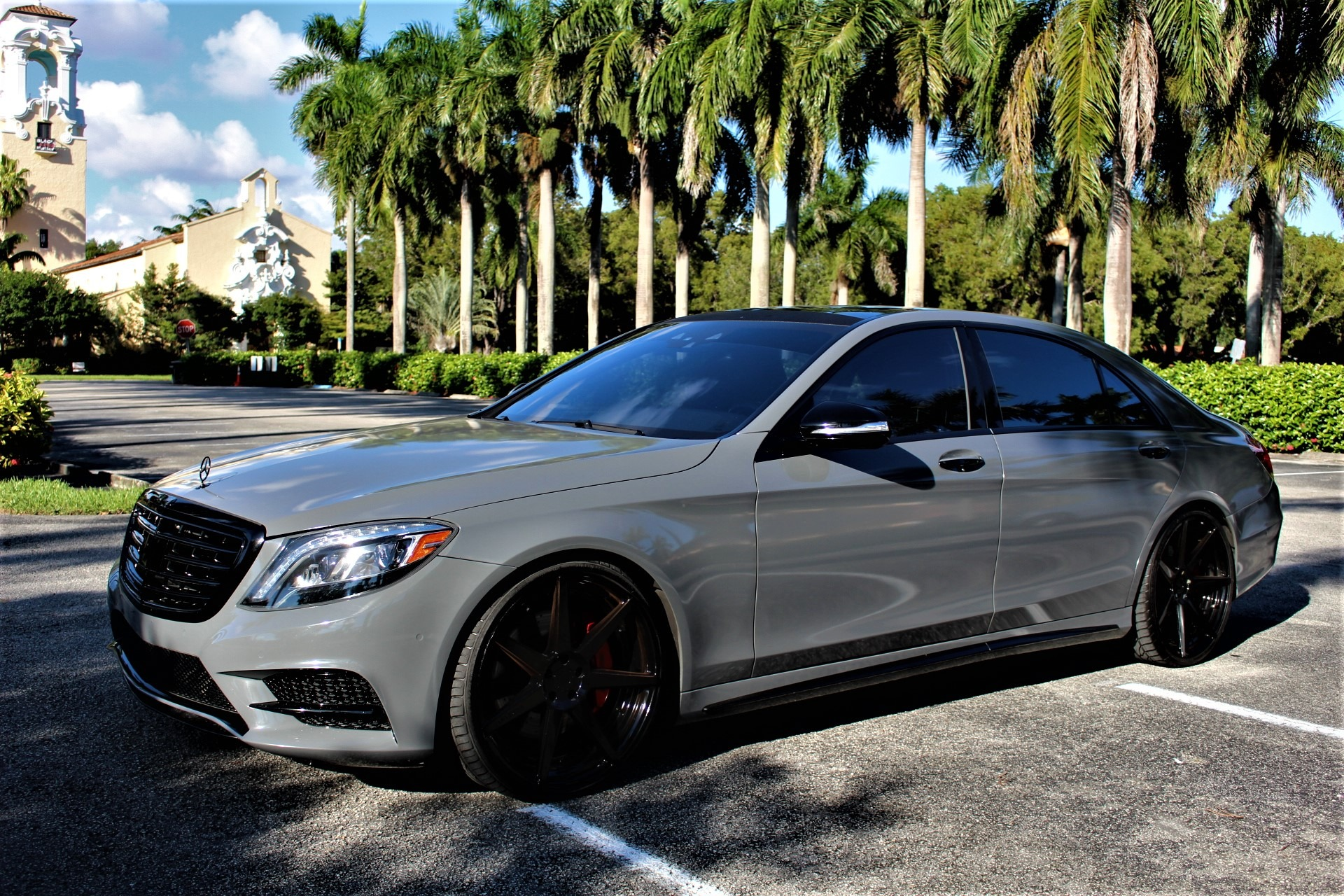 Used 2014 Mercedes-Benz S-Class S 550 for sale Sold at The Gables Sports Cars in Miami FL 33146 4