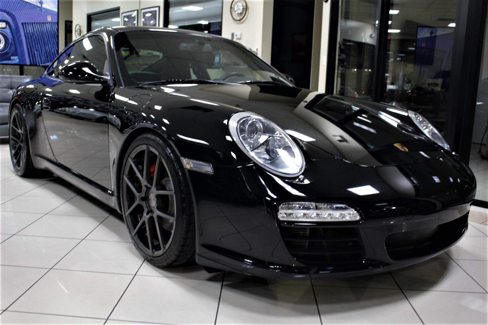 Used 2009 Porsche 911 Carrera S for sale $62,850 at The Gables Sports Cars in Miami FL 33146 2