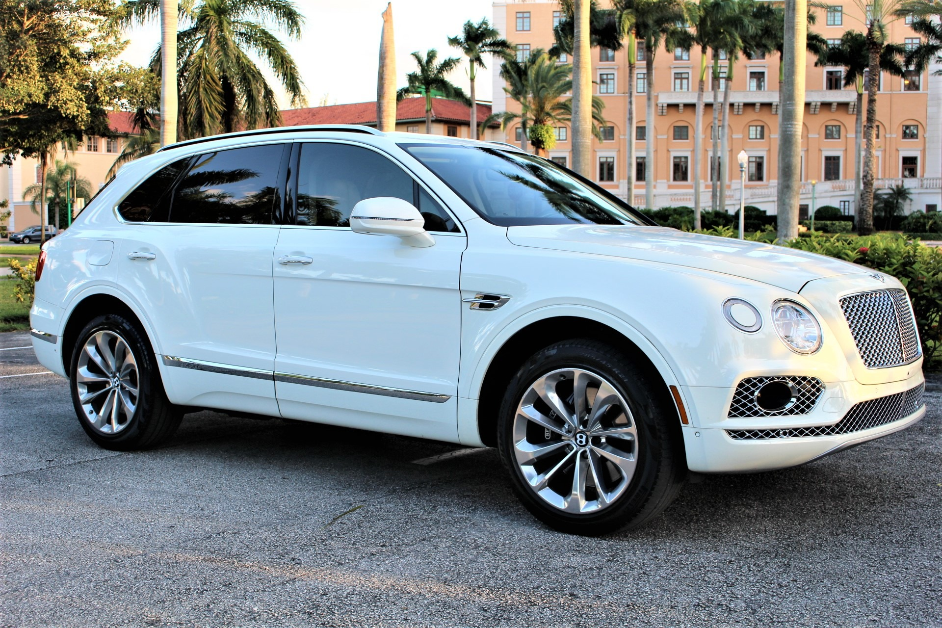 Used 2017 Bentley Bentayga W12 for sale Sold at The Gables Sports Cars in Miami FL 33146 2