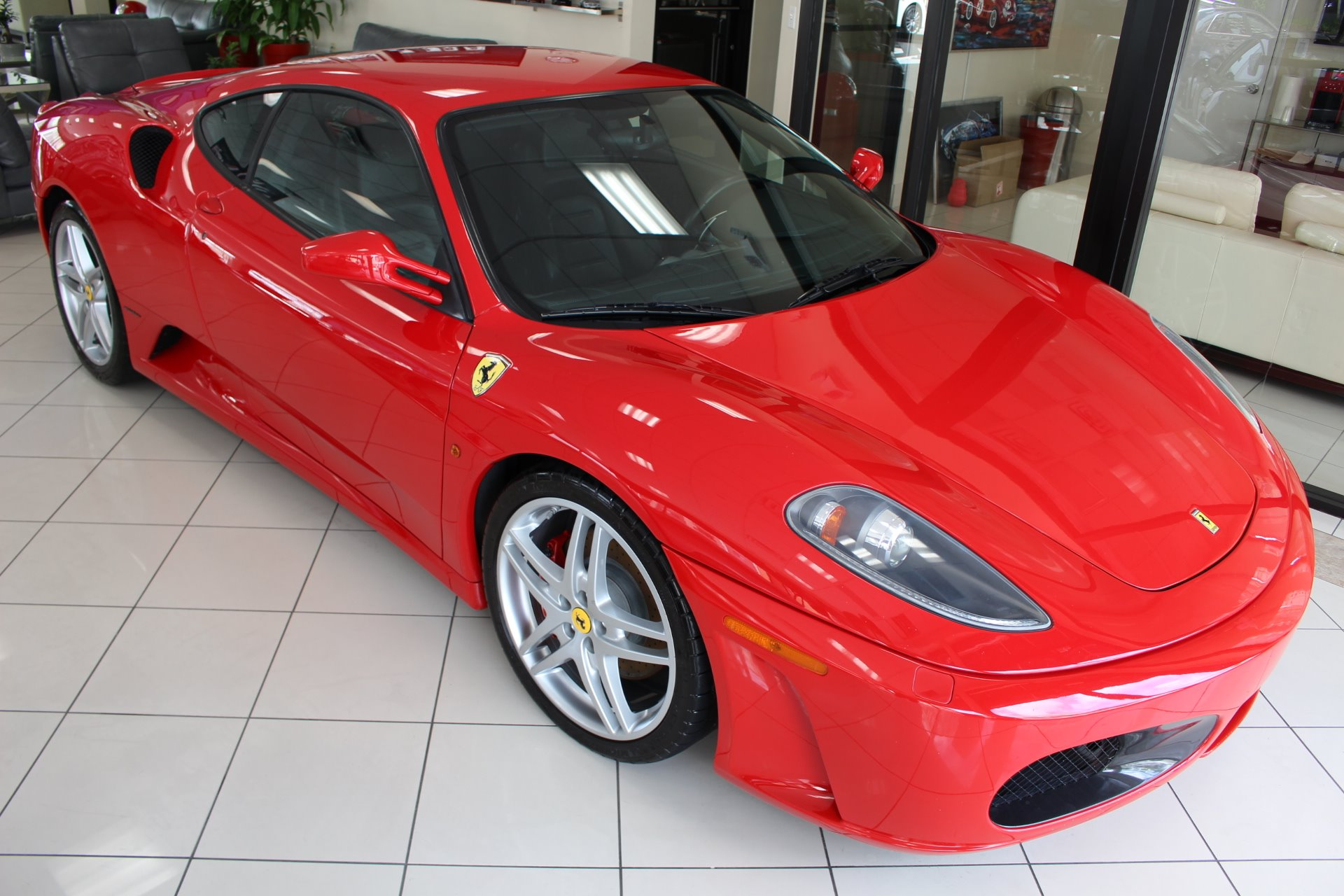 Used 2005 Ferrari F430 For Sale 85 850 The Gables Sports Cars Stock 141740