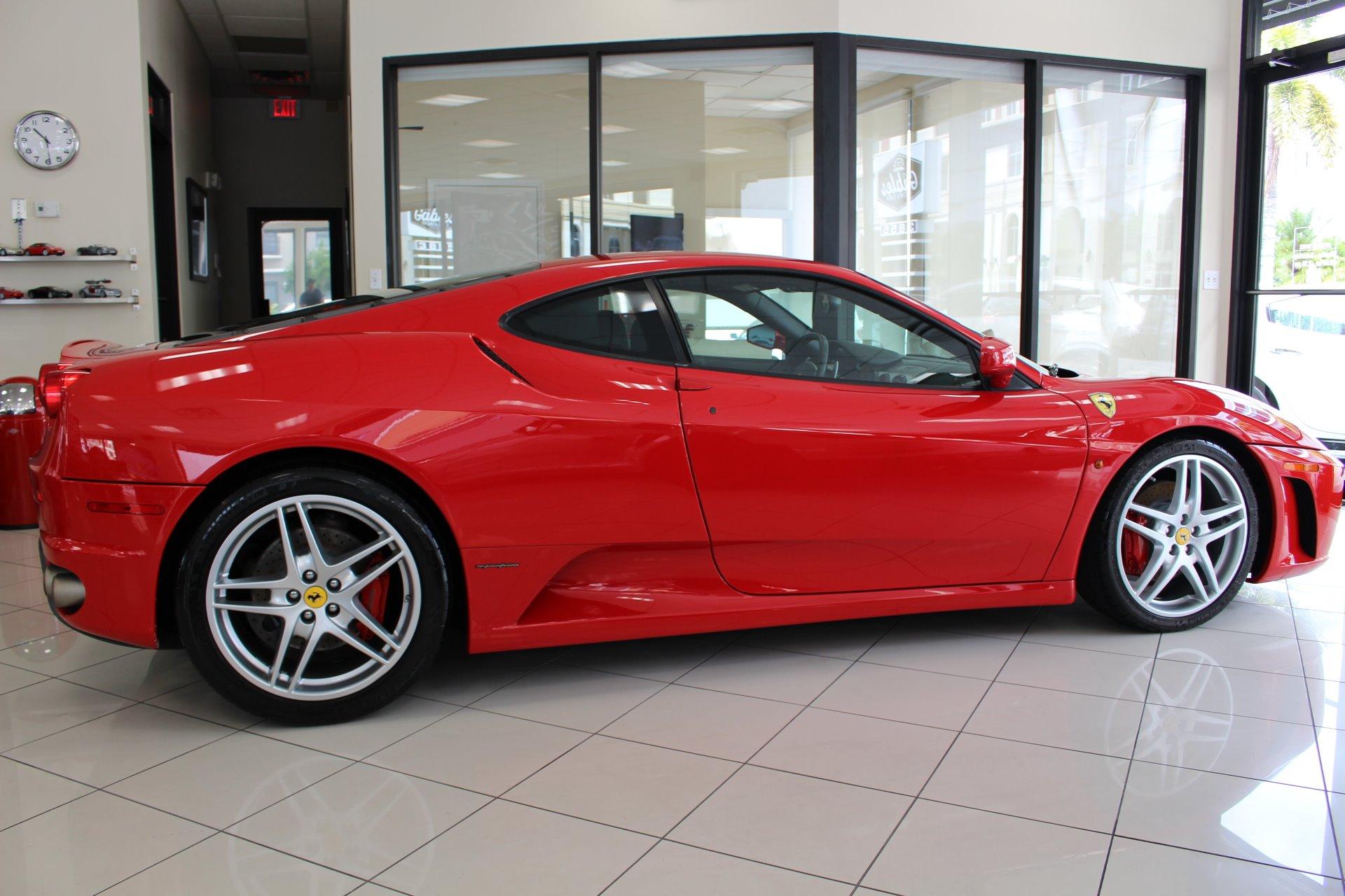 Used 2005 Ferrari F430 for sale $88,850 at The Gables Sports Cars in Miami FL 33146 3