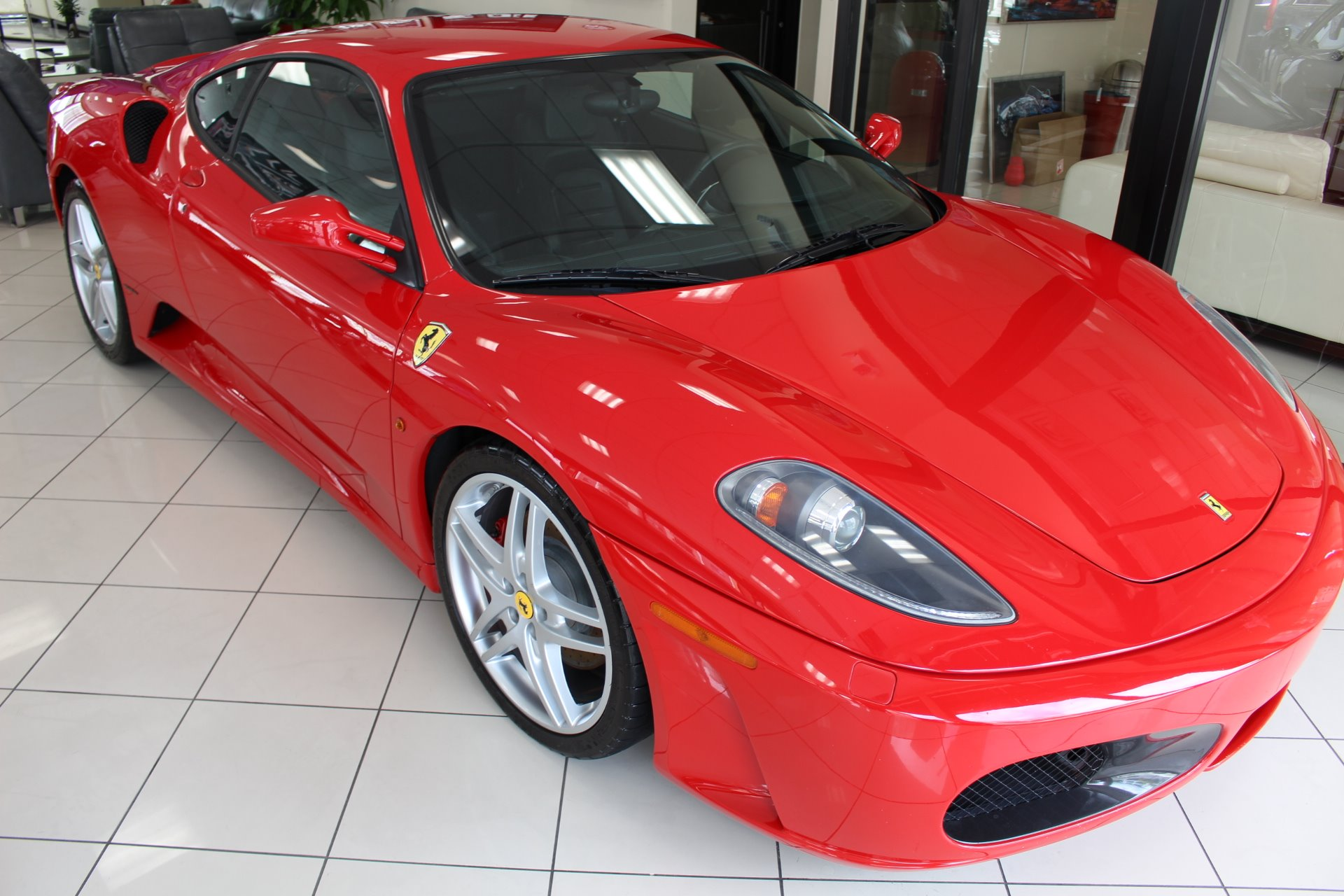 Used 2005 Ferrari F430 for sale $88,850 at The Gables Sports Cars in Miami FL 33146 4