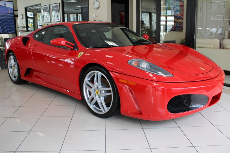 Used 2005 Ferrari F430 for sale $85,850 at The Gables Sports Cars in Miami FL