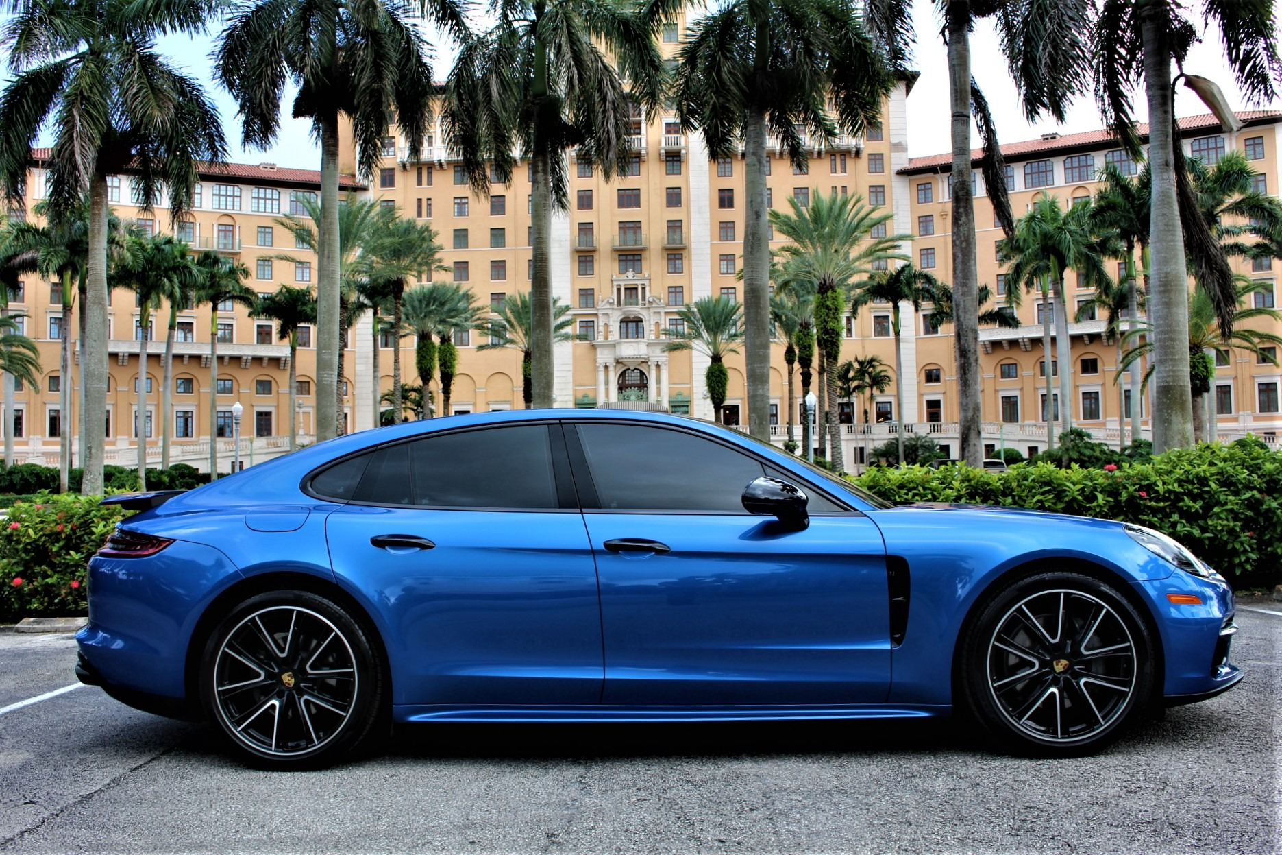 Used 2018 Porsche Panamera 4S for sale Sold at The Gables Sports Cars in Miami FL 33146 2