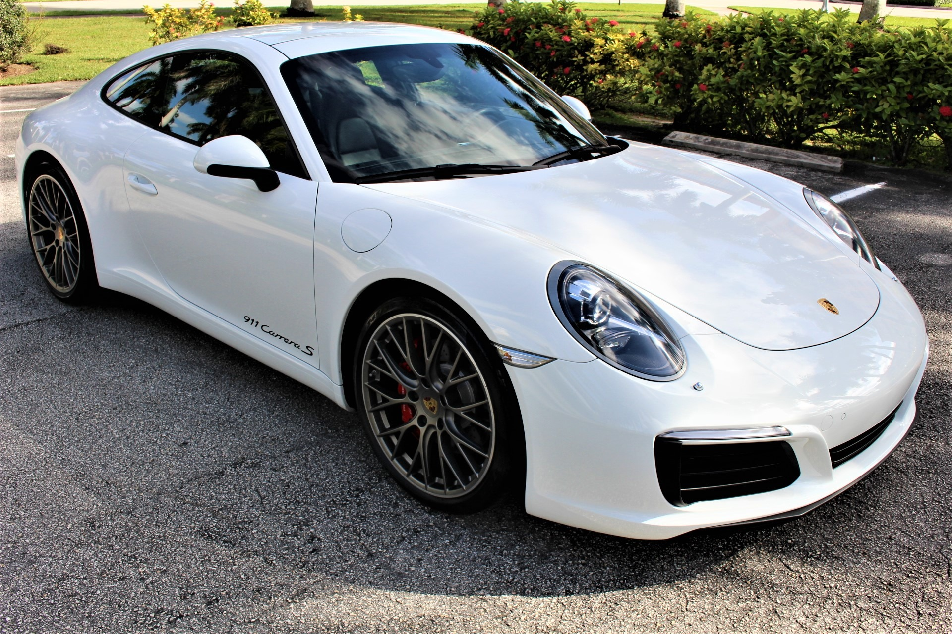 Used 2017 Porsche 911 Carrera S for sale Sold at The Gables Sports Cars in Miami FL 33146 2