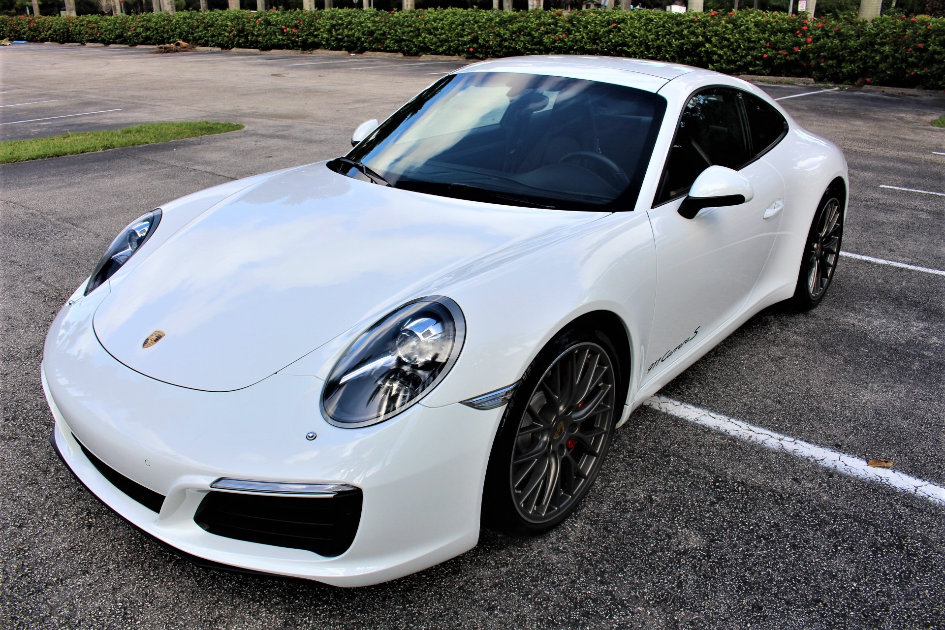 Used 2017 Porsche 911 Carrera S for sale Sold at The Gables Sports Cars in Miami FL 33146 3