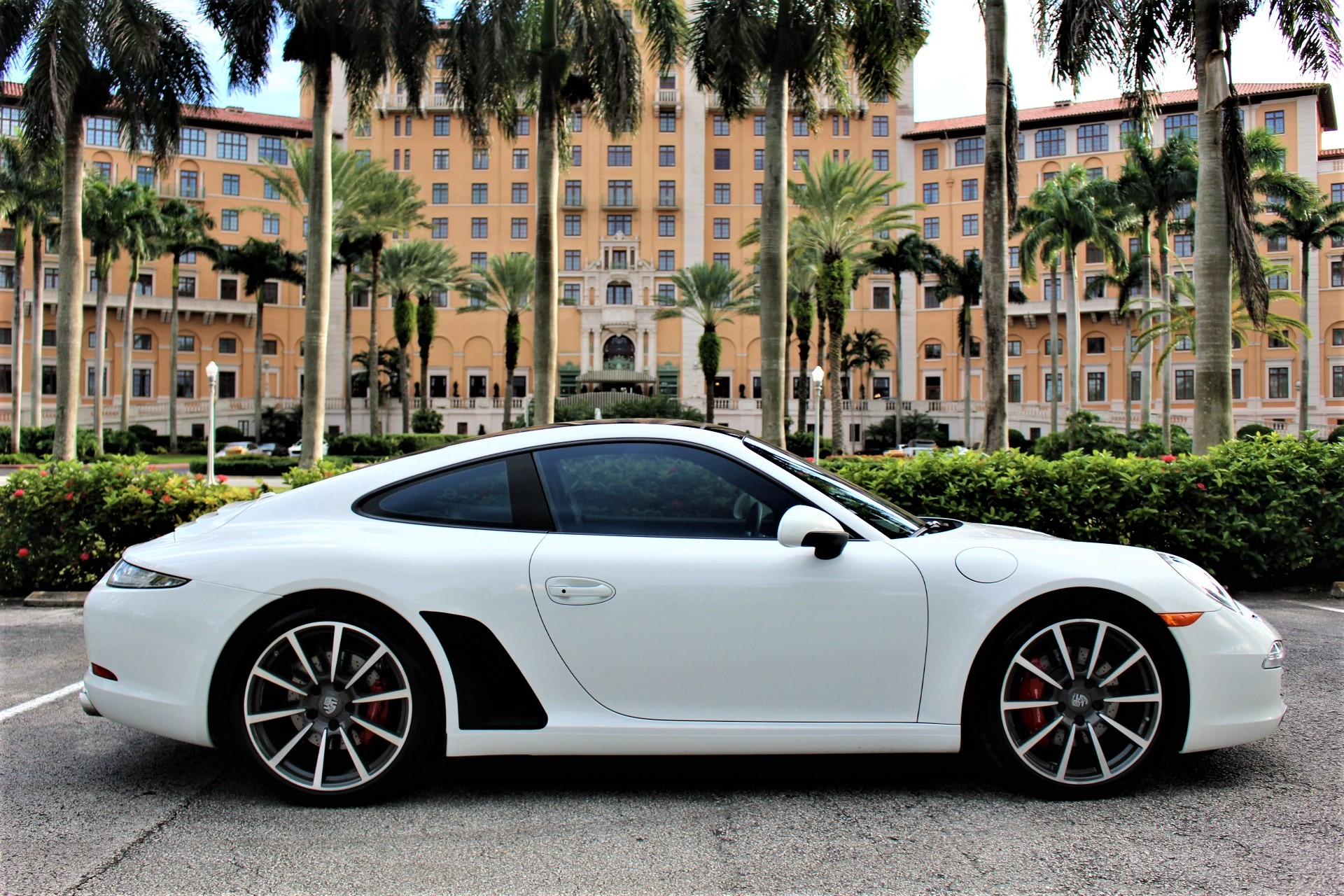 Used 2014 Porsche 911 Carrera S for sale Sold at The Gables Sports Cars in Miami FL 33146 3