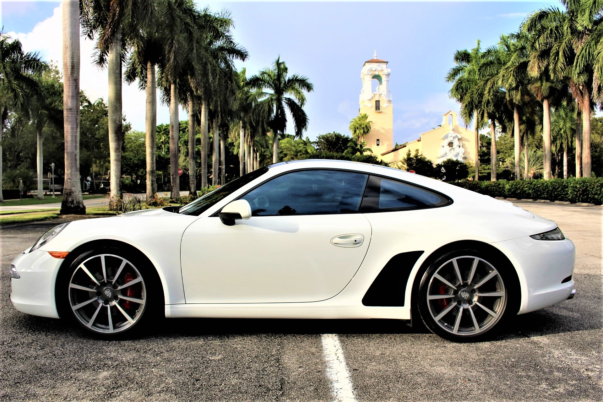 Used 2014 Porsche 911 Carrera S for sale $69,850 at The Gables Sports Cars in Miami FL 33146 4