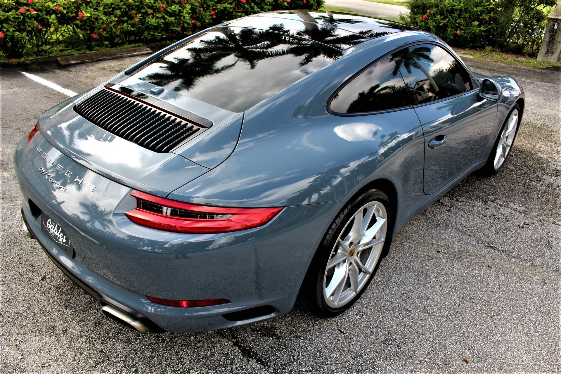 Used 2017 Porsche 911 Carrera for sale Sold at The Gables Sports Cars in Miami FL 33146 2