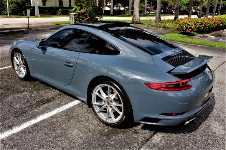 Used 2017 Porsche 911 Carrera for sale $85,850 at The Gables Sports Cars in Miami FL