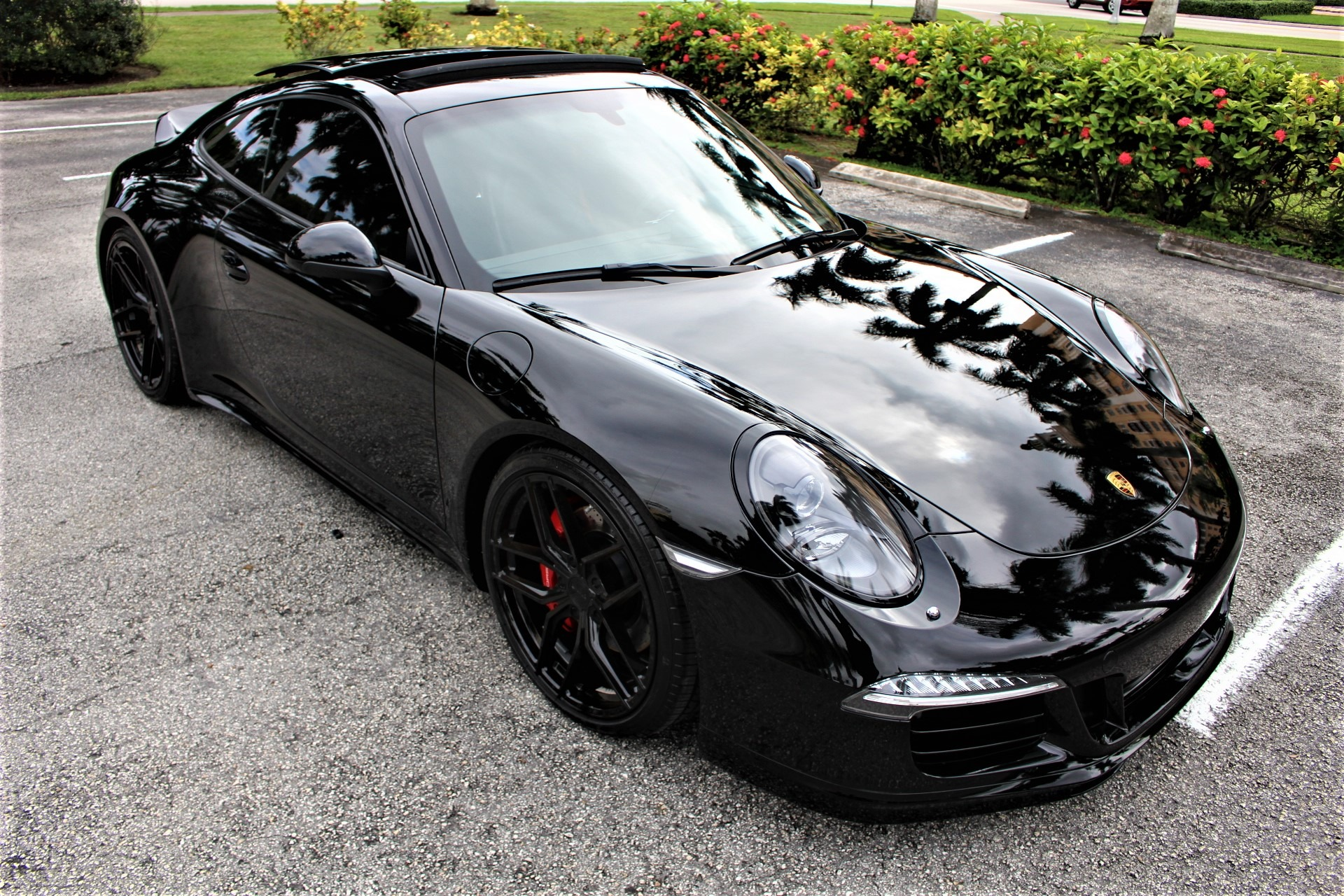 Used 2013 Porsche 911 Carrera 4S for sale Sold at The Gables Sports Cars in Miami FL 33146 2