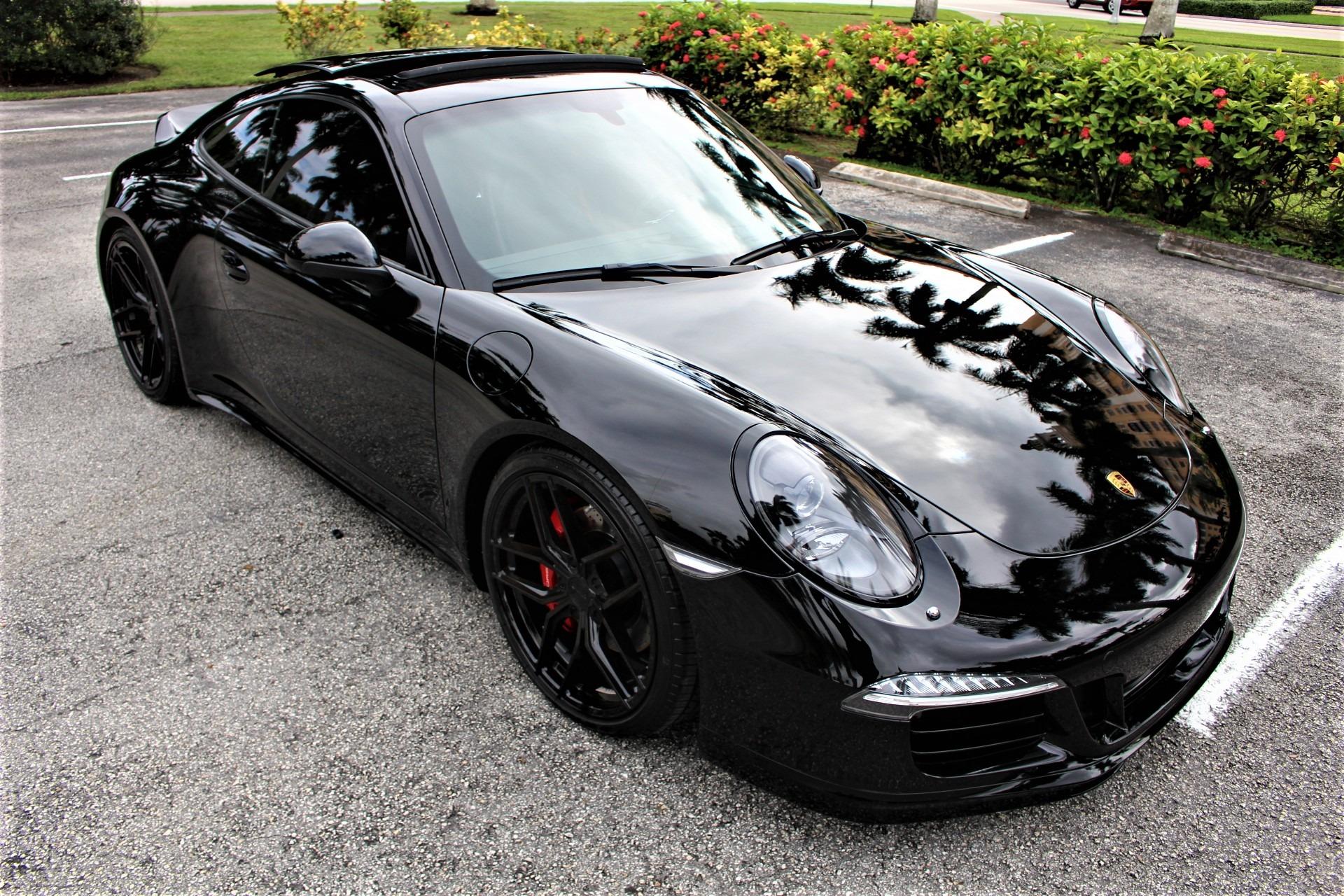 Used 2013 Porsche 911 Carrera 4S for sale $74,850 at The Gables Sports Cars in Miami FL 33146 2
