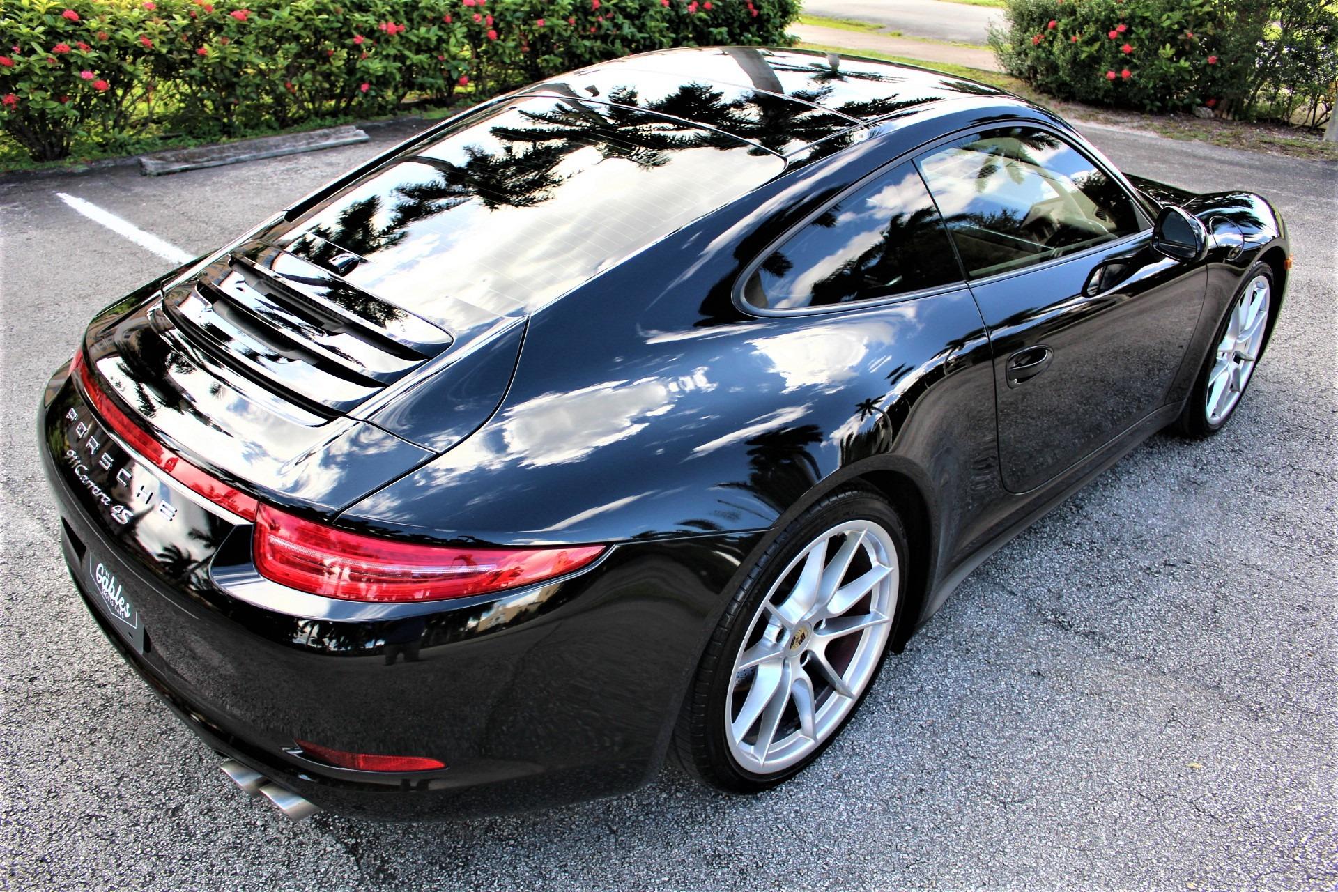 Used 2013 Porsche 911 Carrera 4S for sale $69,850 at The Gables Sports Cars in Miami FL 33146 2