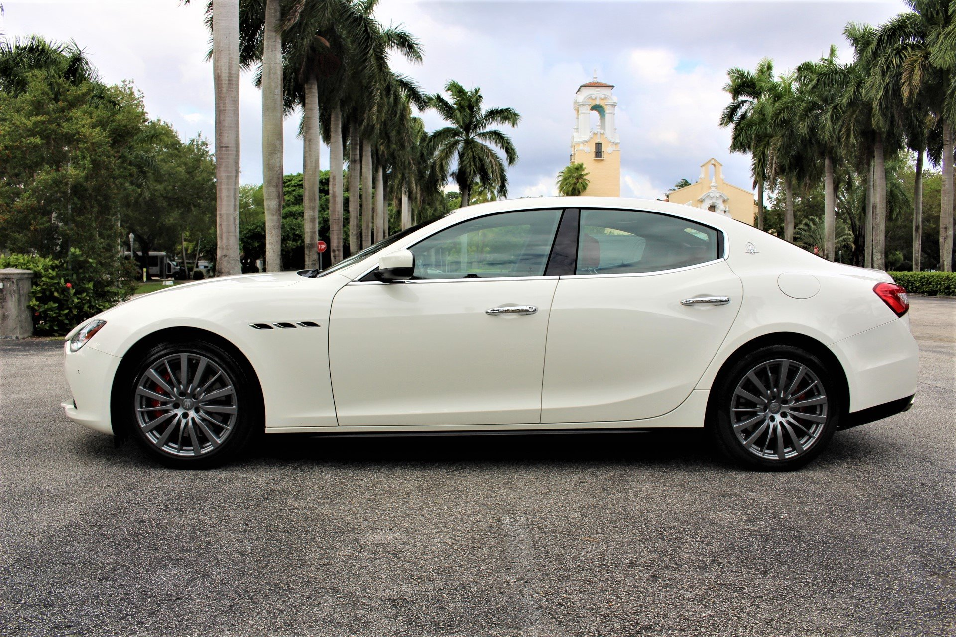 Used 2017 Maserati Ghibli S Q4 for sale Sold at The Gables Sports Cars in Miami FL 33146 4