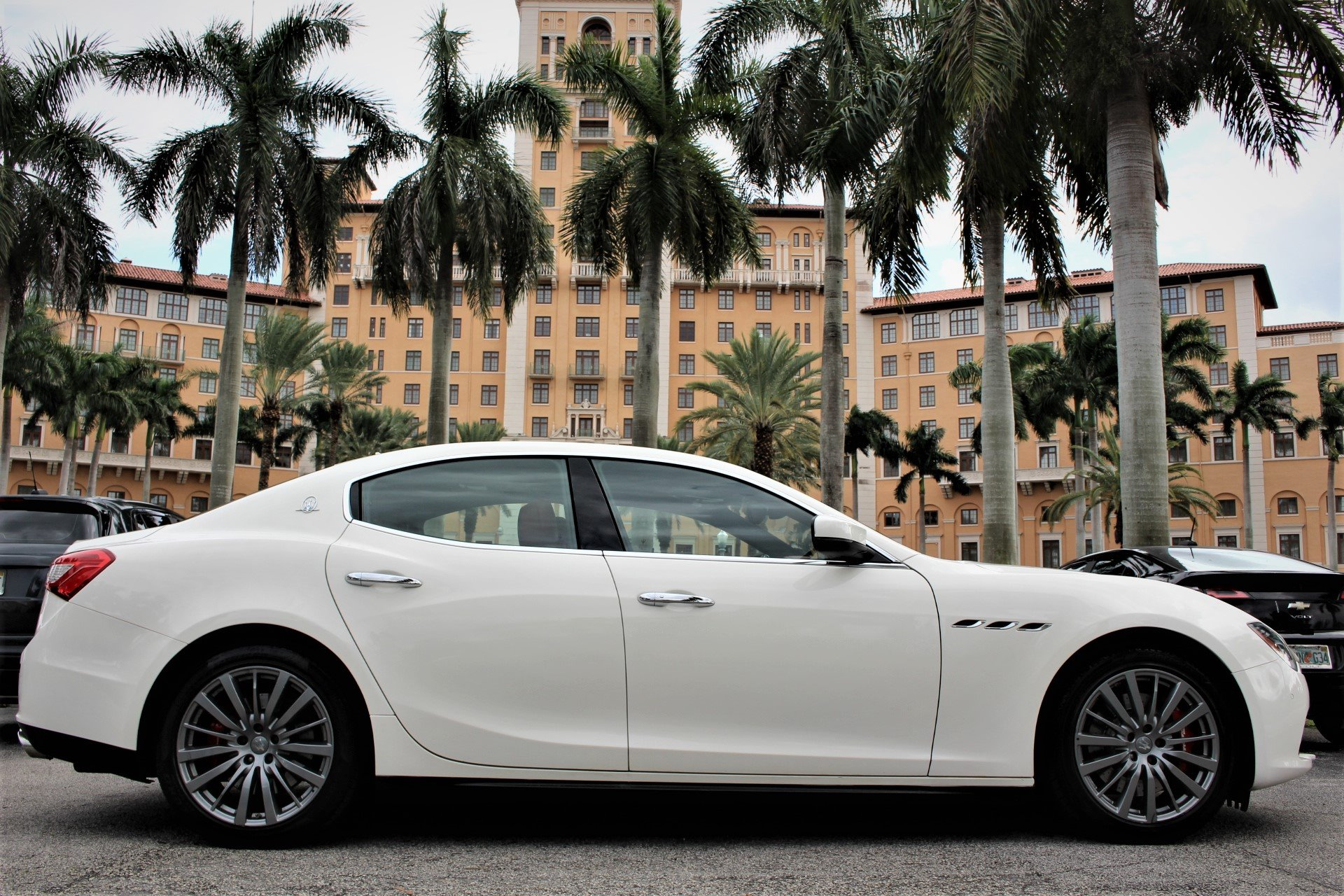 Used 2017 Maserati Ghibli S Q4 for sale Sold at The Gables Sports Cars in Miami FL 33146 1