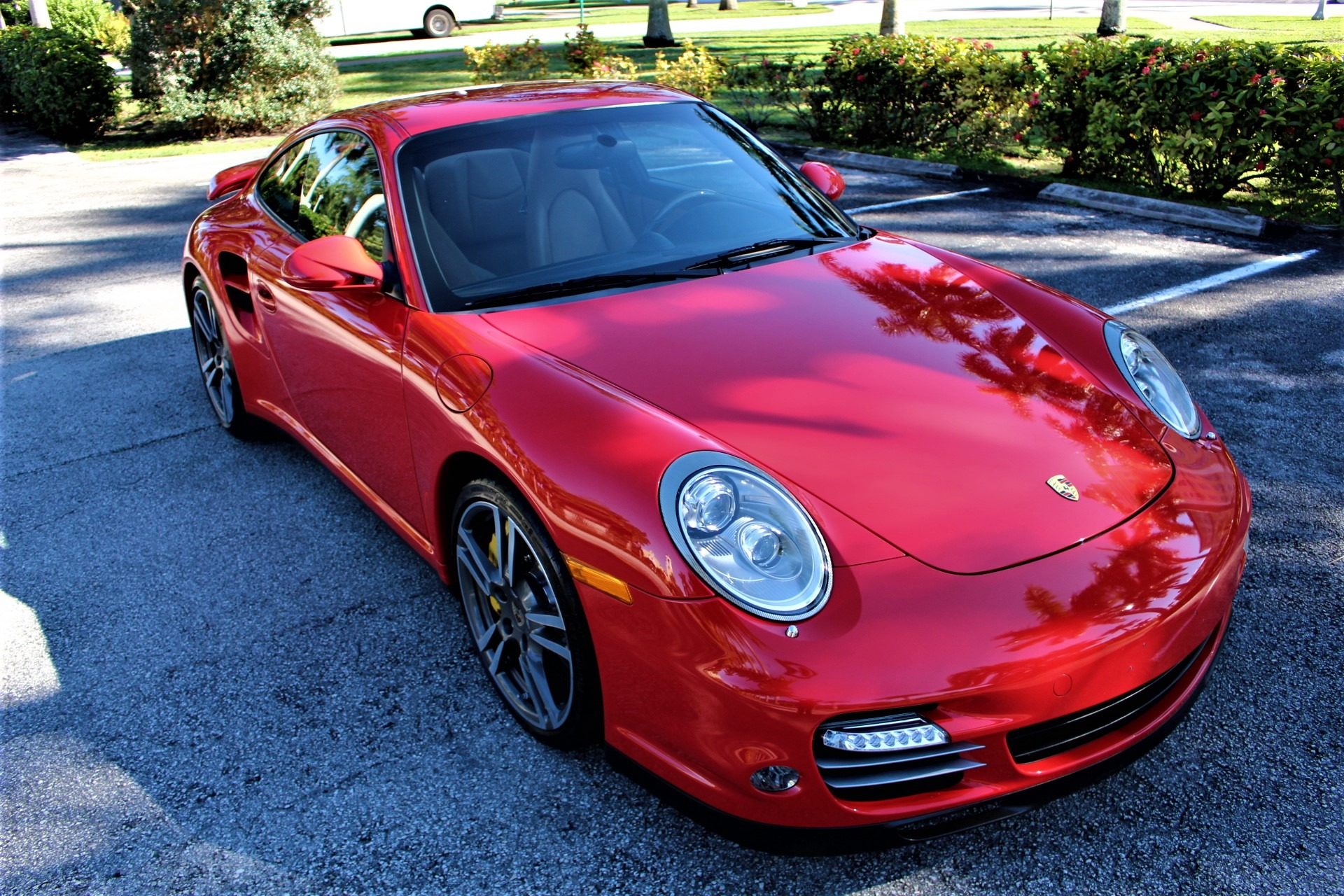 Used 2012 Porsche 911 Turbo for sale Sold at The Gables Sports Cars in Miami FL 33146 3