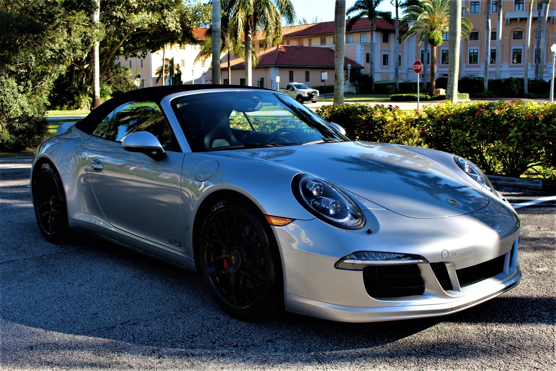Used 2016 Porsche 911 Carrera GTS for sale Sold at The Gables Sports Cars in Miami FL 33146 2