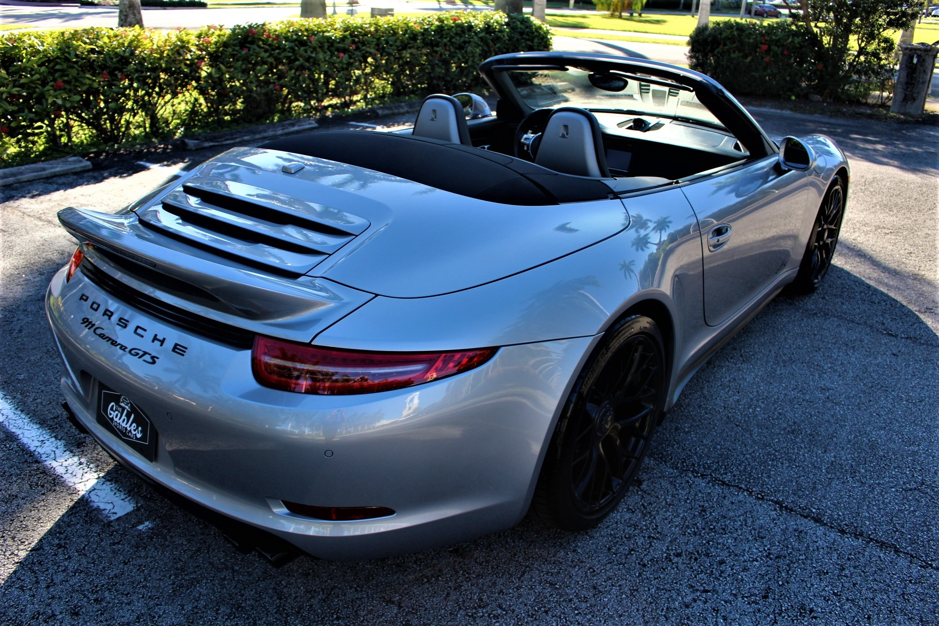 Used 2016 Porsche 911 Carrera GTS for sale Sold at The Gables Sports Cars in Miami FL 33146 4