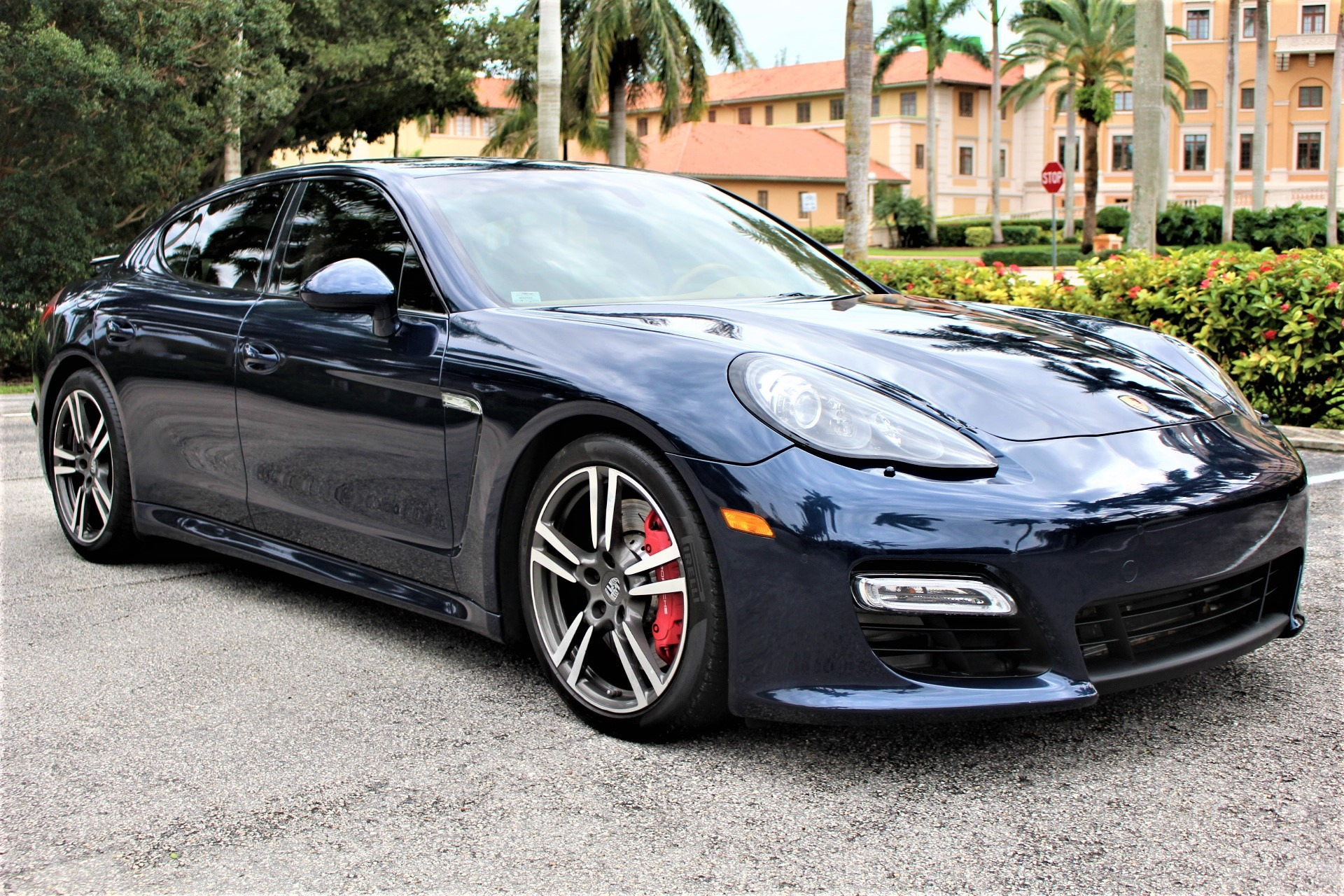Used 2013 Porsche Panamera GTS for sale $39,950 at The Gables Sports Cars in Miami FL 33146 4