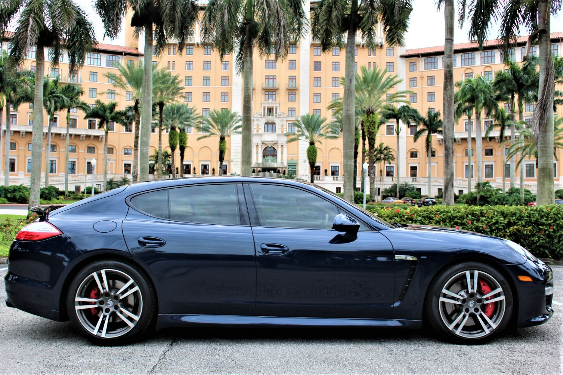 Used 2013 Porsche Panamera GTS for sale $39,950 at The Gables Sports Cars in Miami FL 33146 1