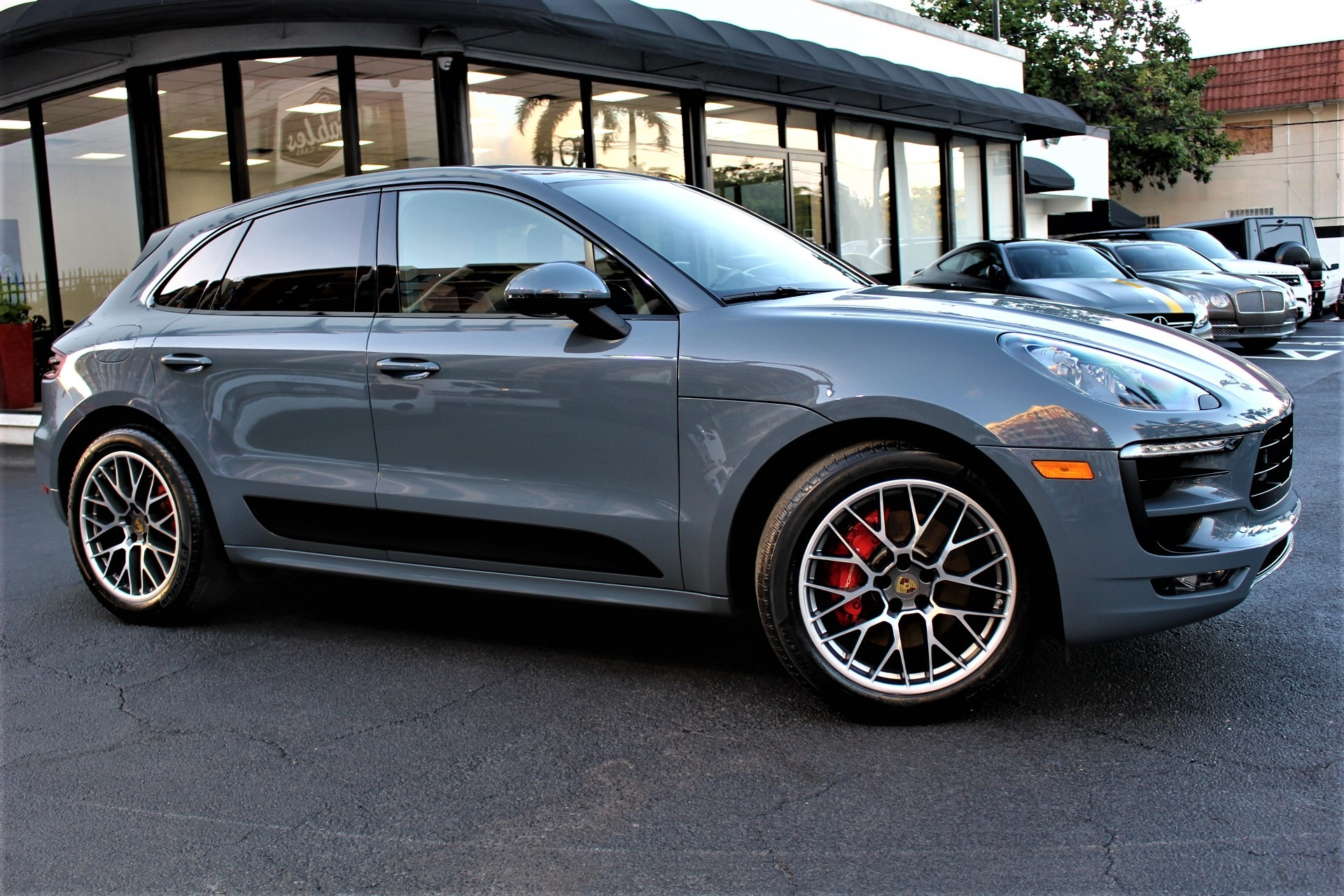 Used 2018 Porsche Macan GTS for sale $73,850 at The Gables Sports Cars in Miami FL 33146 2