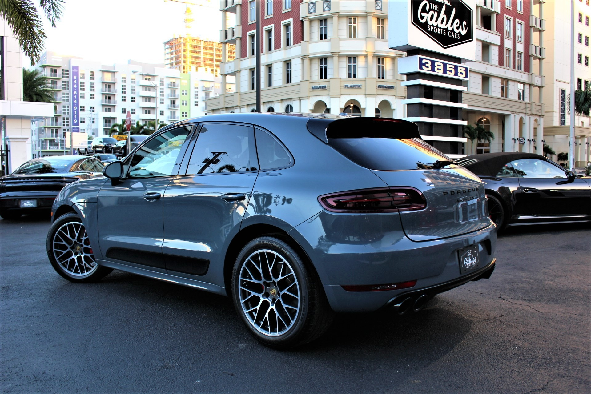Used 2018 Porsche Macan GTS for sale $73,850 at The Gables Sports Cars in Miami FL 33146 3
