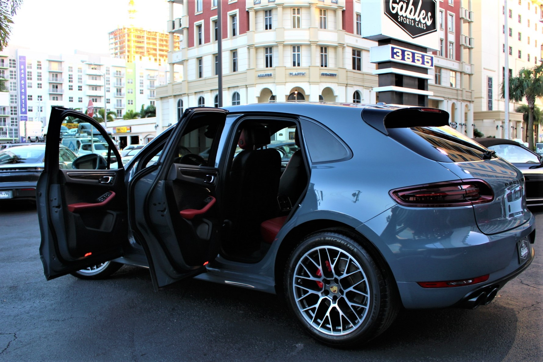Used 2018 Porsche Macan GTS for sale $73,850 at The Gables Sports Cars in Miami FL 33146 4
